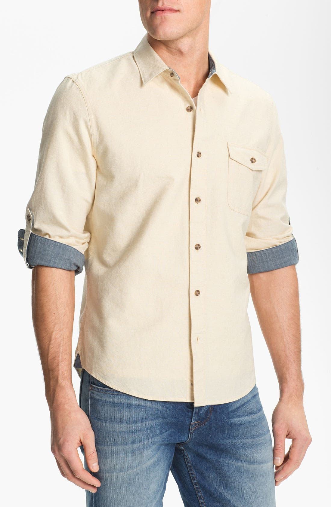 Alternate Image 1 Selected - 1901 Oxford Shirt