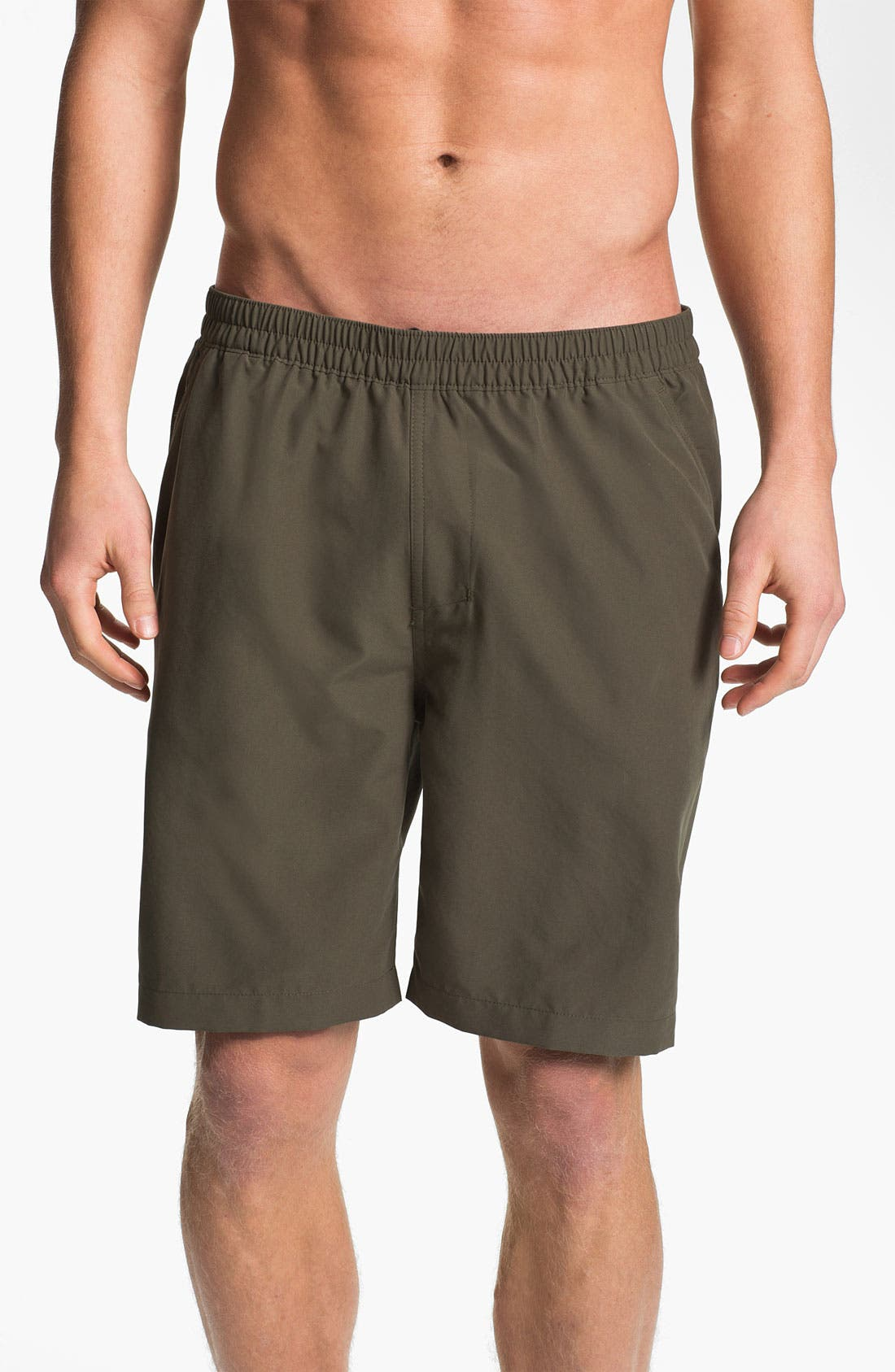 Alternate Image 1 Selected - The North Face 'Class V' Swim Trunks