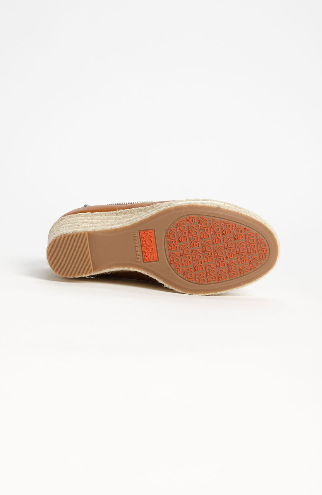 Alternate Image 4  - KORS Michael Kors 'Aster' Espadrille Wedge (Little Kid & Big Kid)