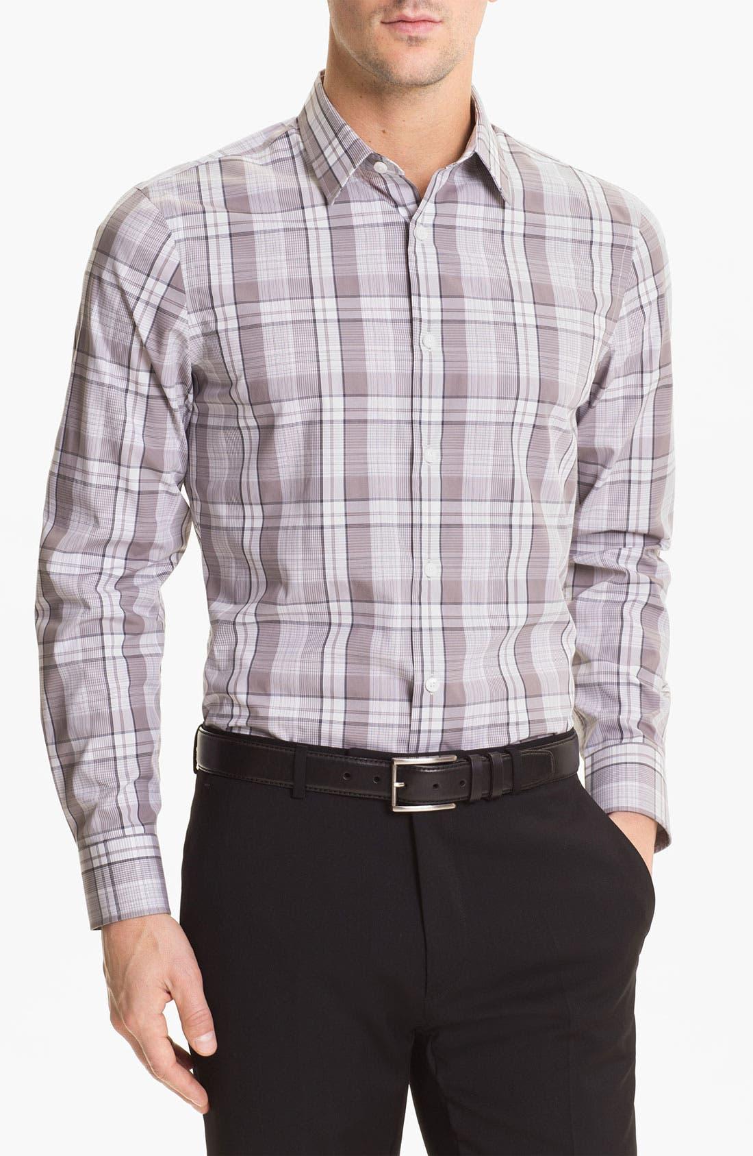 Main Image - Calibrate Non Iron Regular Fit Sport Shirt
