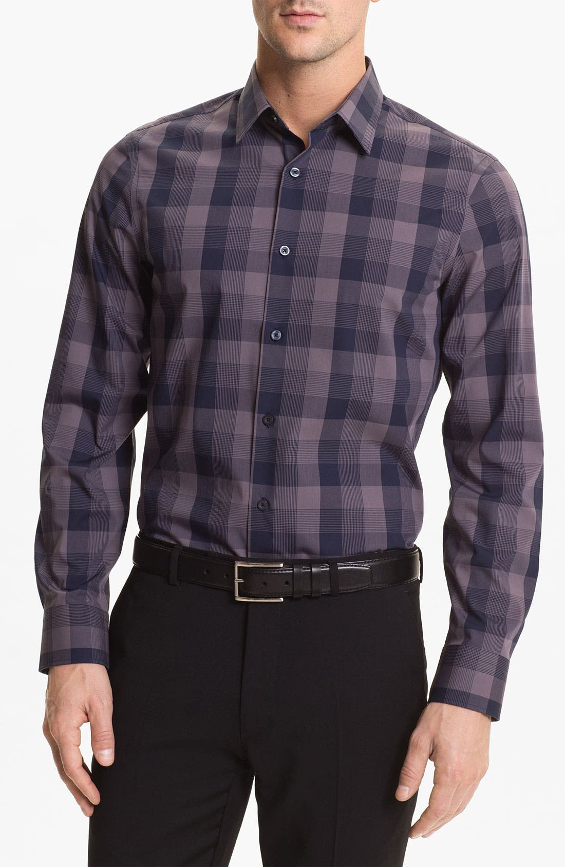 Main Image - Calibrate Non Iron Regular Fit Sport Shirt