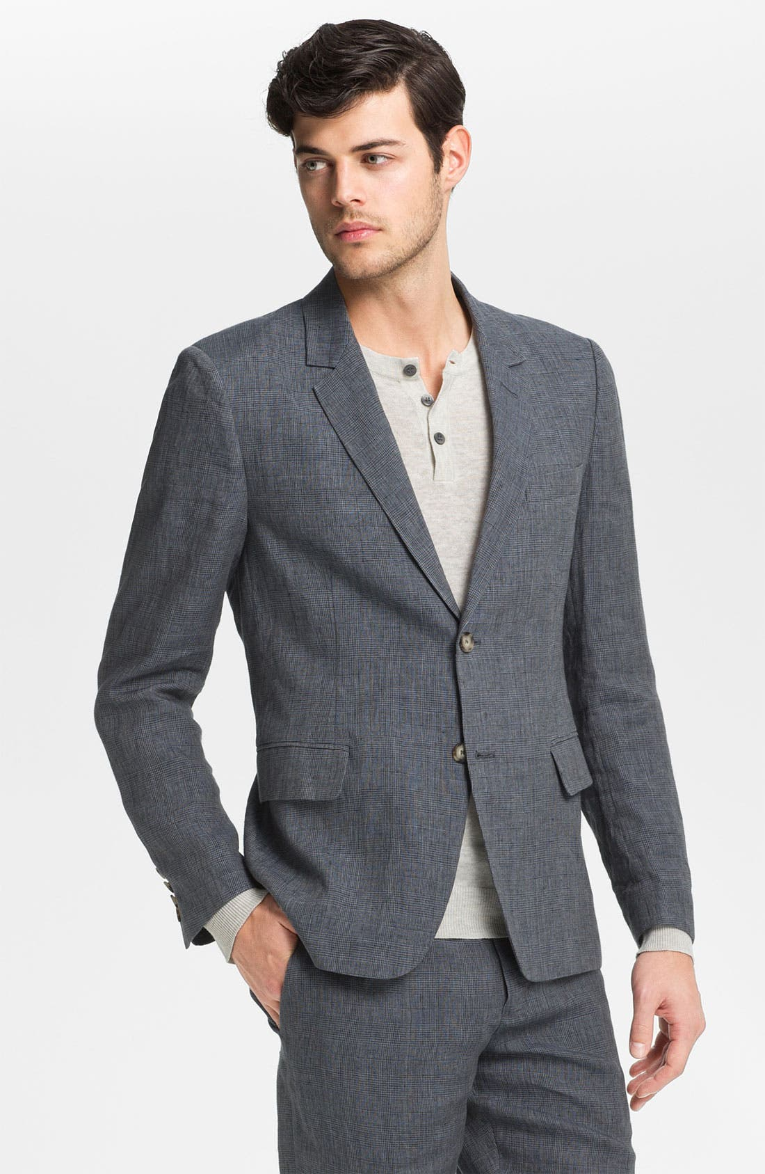 Alternate Image 1 Selected - Vince Linen Sportcoat