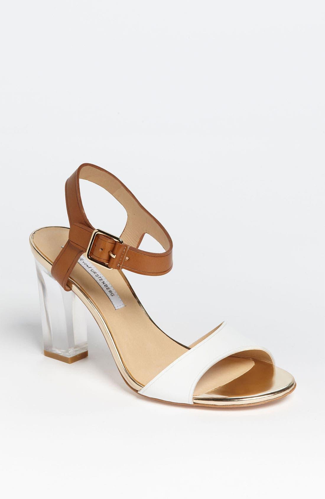 Main Image - Diane von Furstenberg 'Patmos' Sandal (Online Only)
