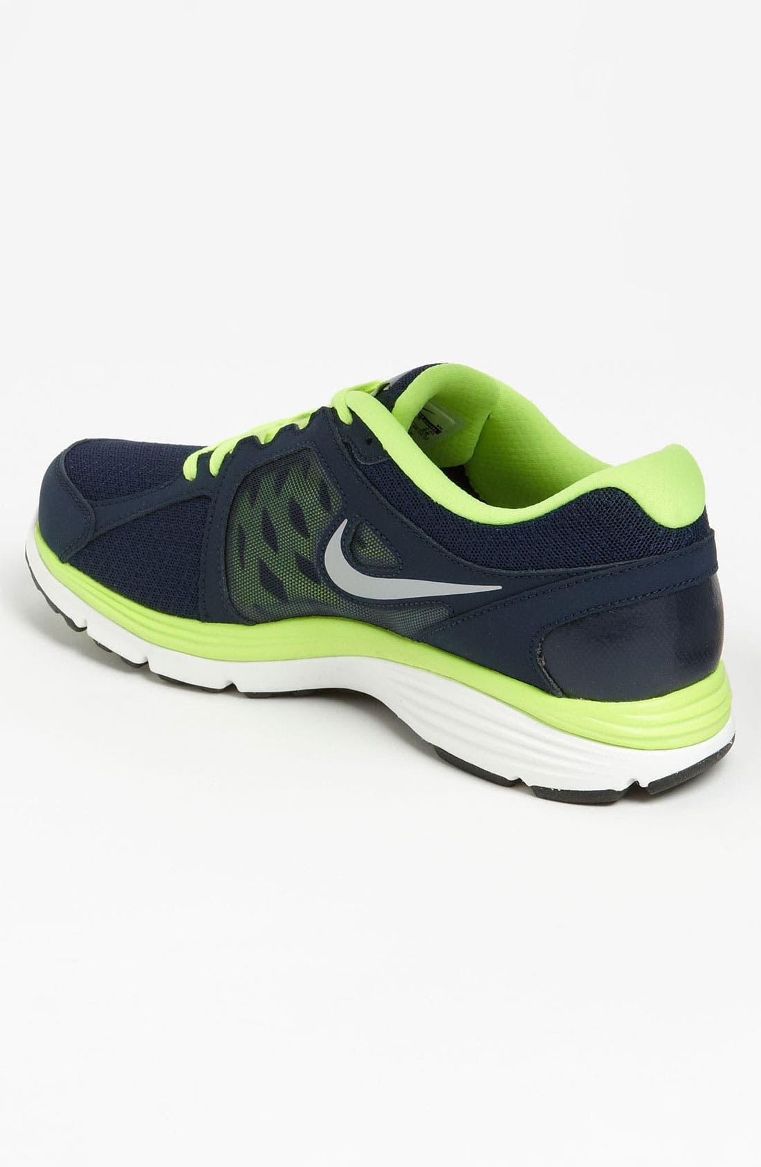 Alternate Image 2  - Nike 'Dual Fusion Run' Running Shoe (Men)