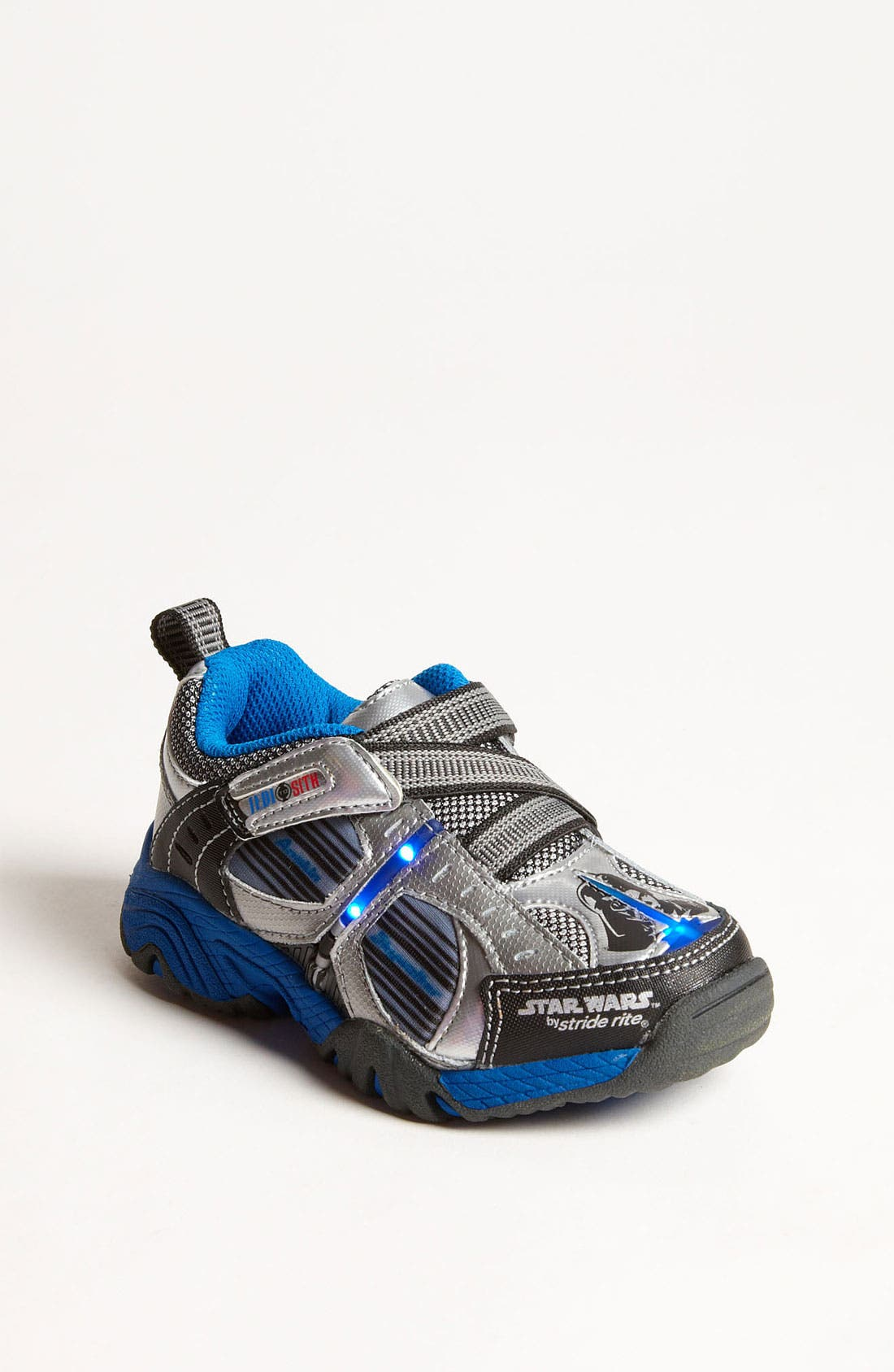 Main Image - Stride Rite 'Star Wars™ - Jedi to Sith Shadow Lights' Sneaker (Toddler & Little Kid)