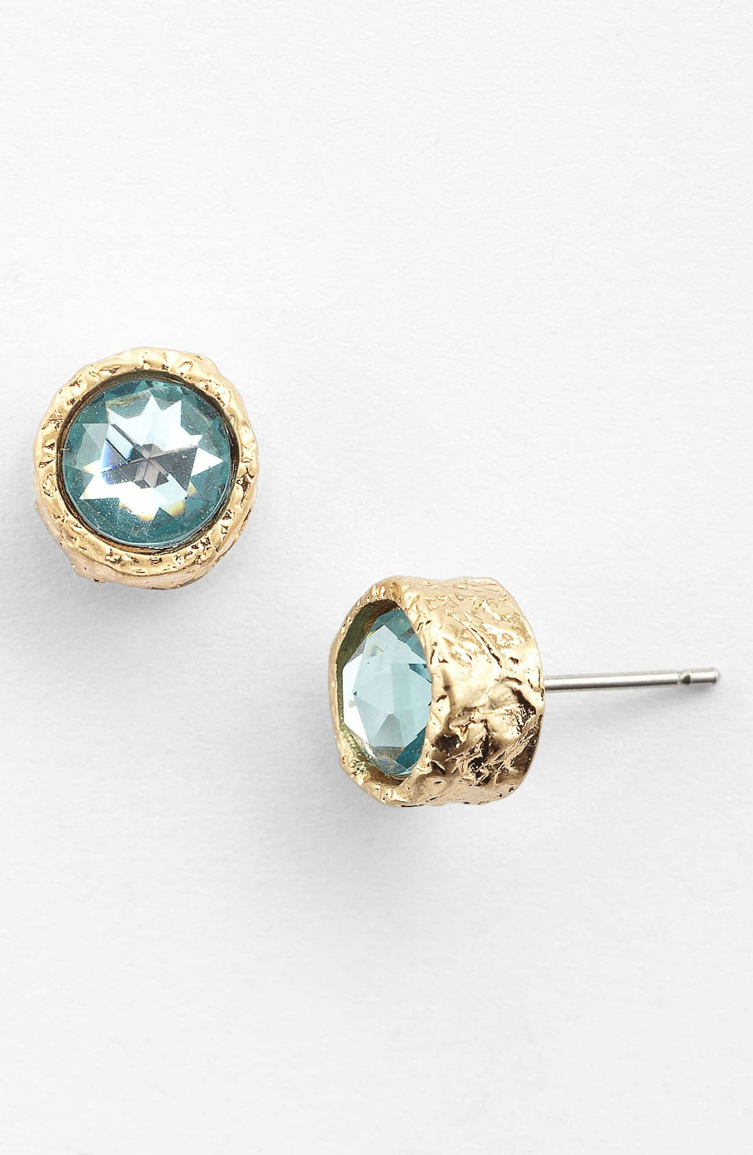 Alternate Image 1 Selected - MARC BY MARC JACOBS 'Paste & Prints' Stud Earrings