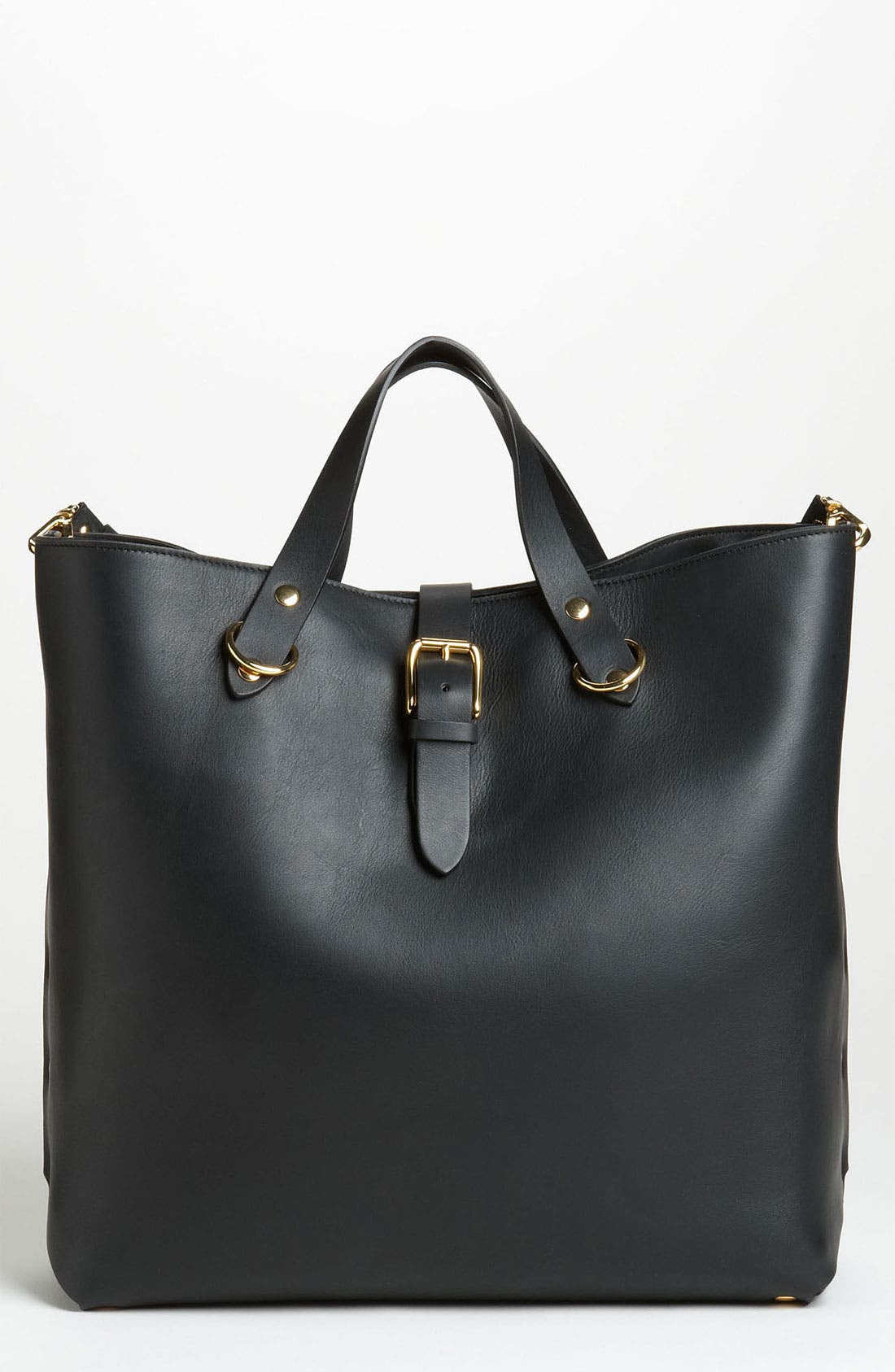 Main Image - Marni 'Large' Studded Leather Tote