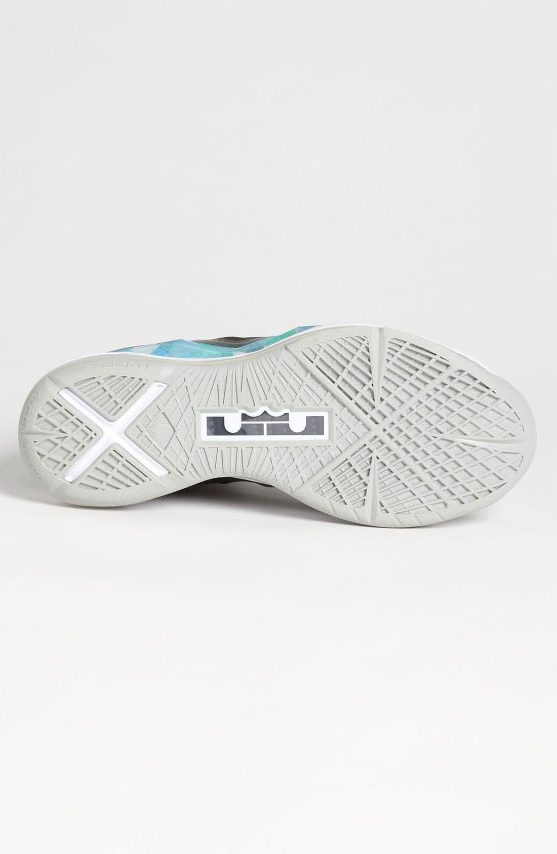 Alternate Image 4  - Nike 'LeBron X' Basketball Shoe (Men)