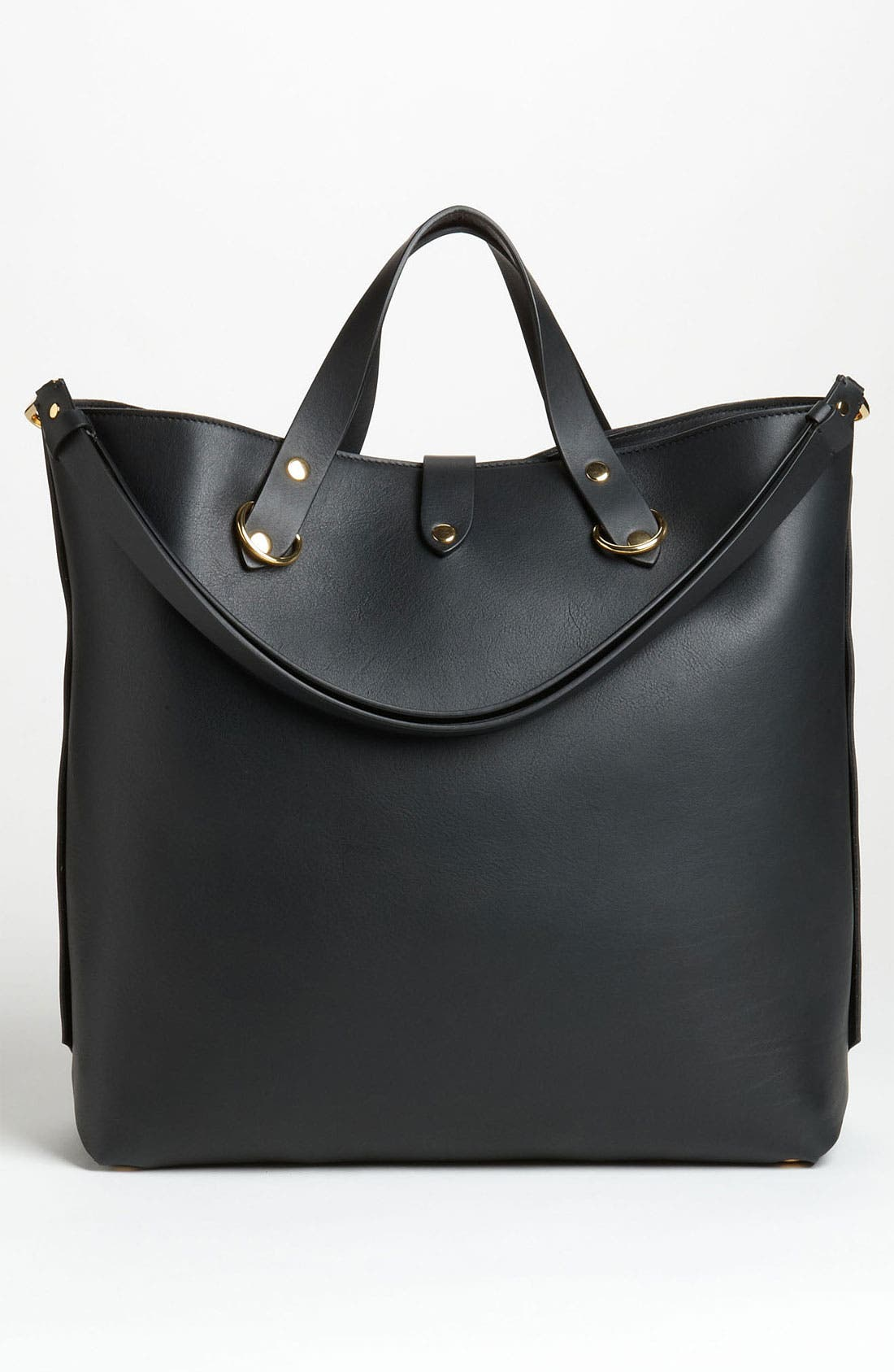 Alternate Image 4  - Marni 'Large' Studded Leather Tote