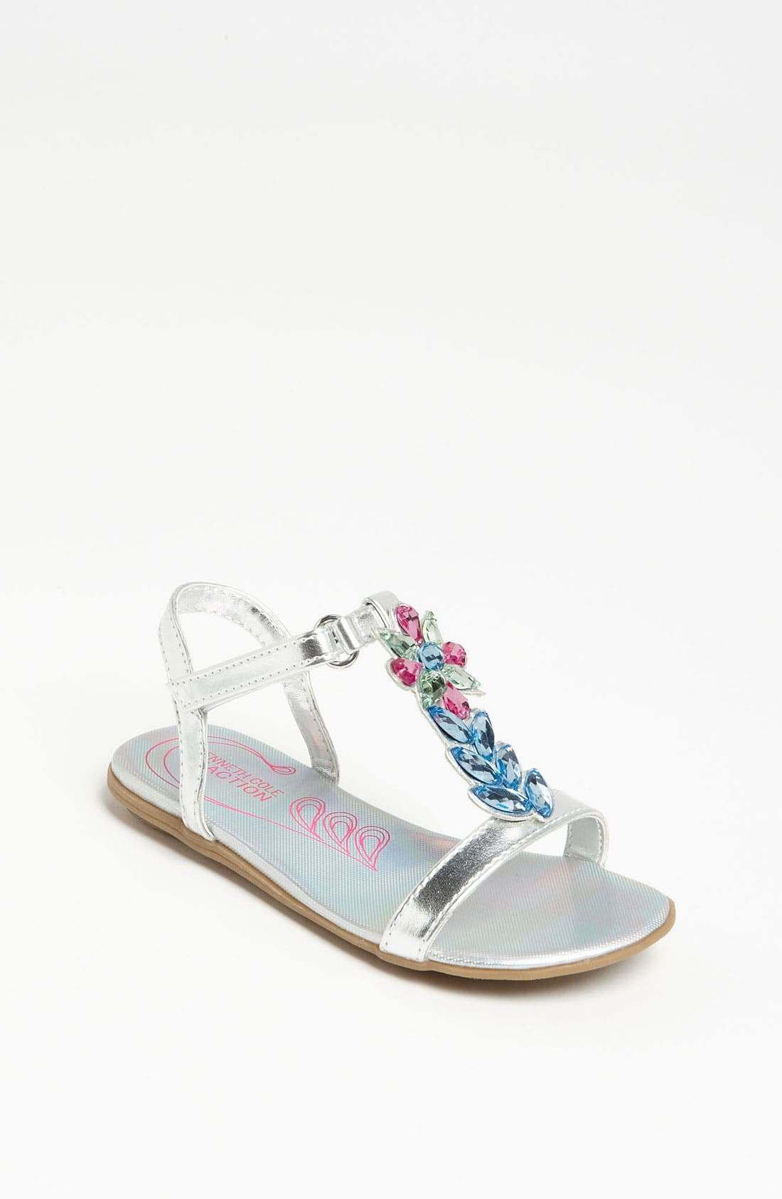 Main Image - Kenneth Cole Reaction 'Pick A Bright' Sandal (Walker & Toddler)