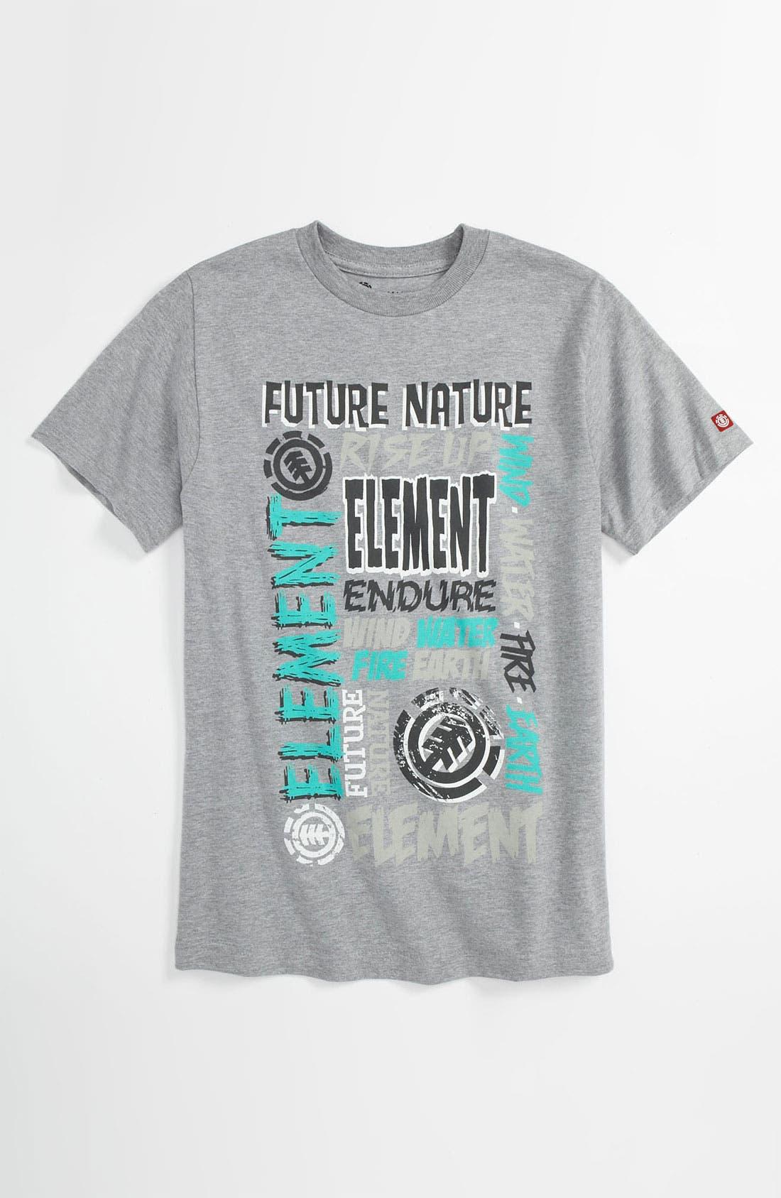 Main Image - Element T-Shirt (Big Boys)