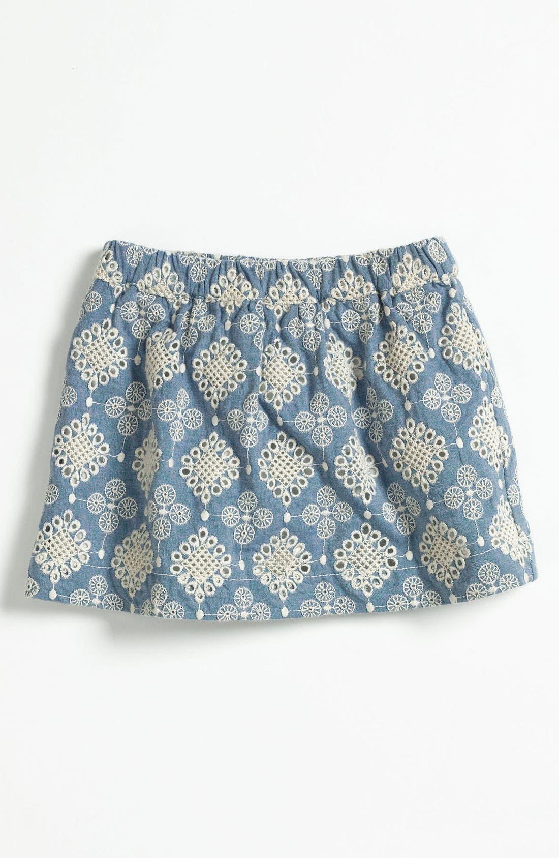 Alternate Image 1 Selected - Peek 'Nina' Skirt (Baby)