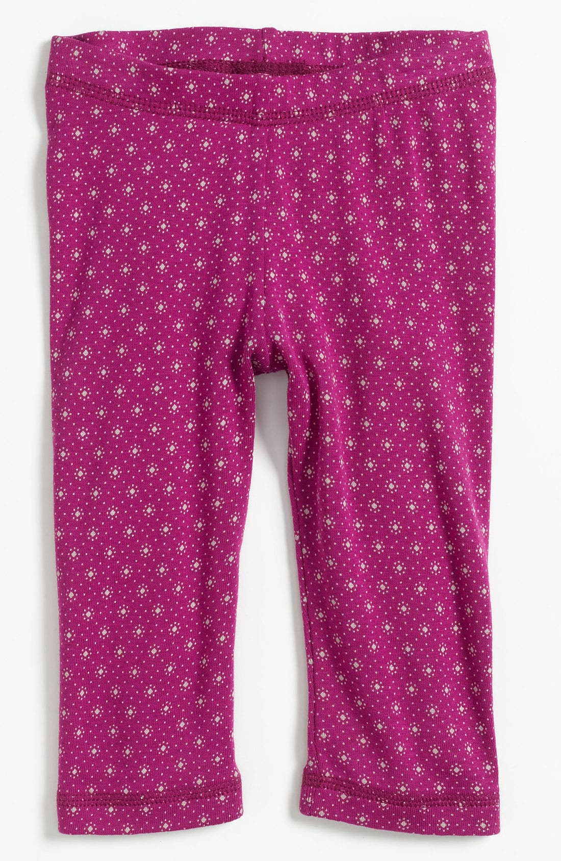 Main Image - Tea Collection Print Leggings (Baby)