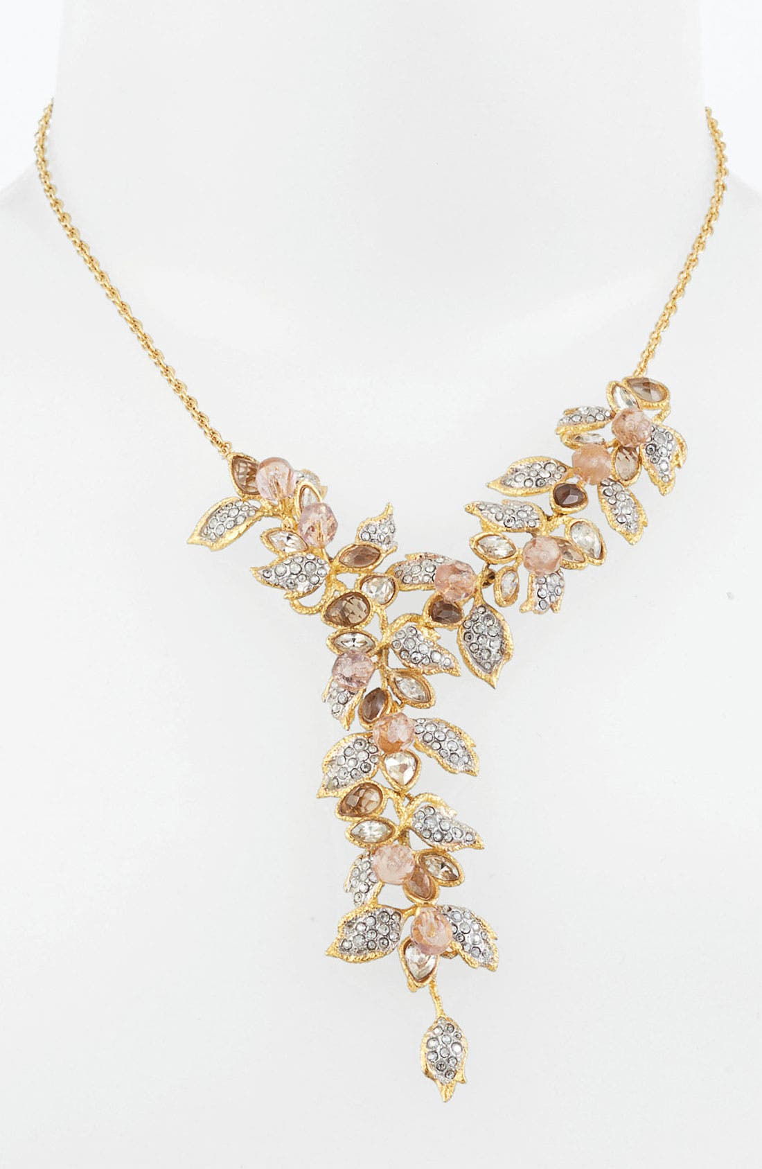 Alternate Image 1 Selected - Alexis Bittar 'Elements - Floral' Cascade Necklace