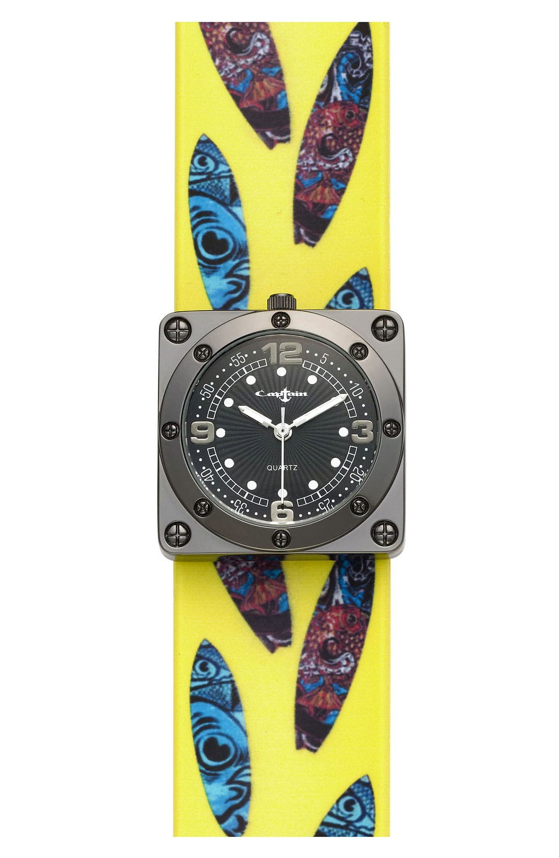 Alternate Image 1 Selected - Titanium Slap Watch (Boys)