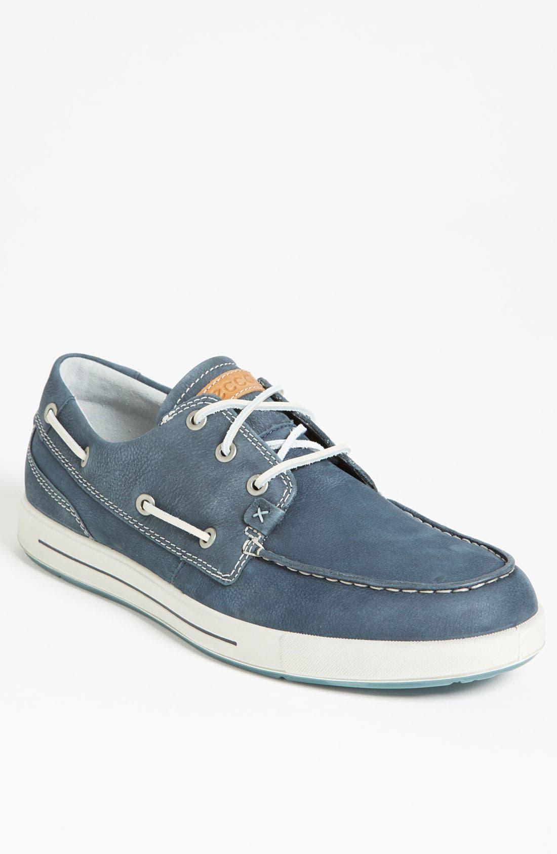 Main Image - ECCO 'Androw' Boat Shoe (Men)