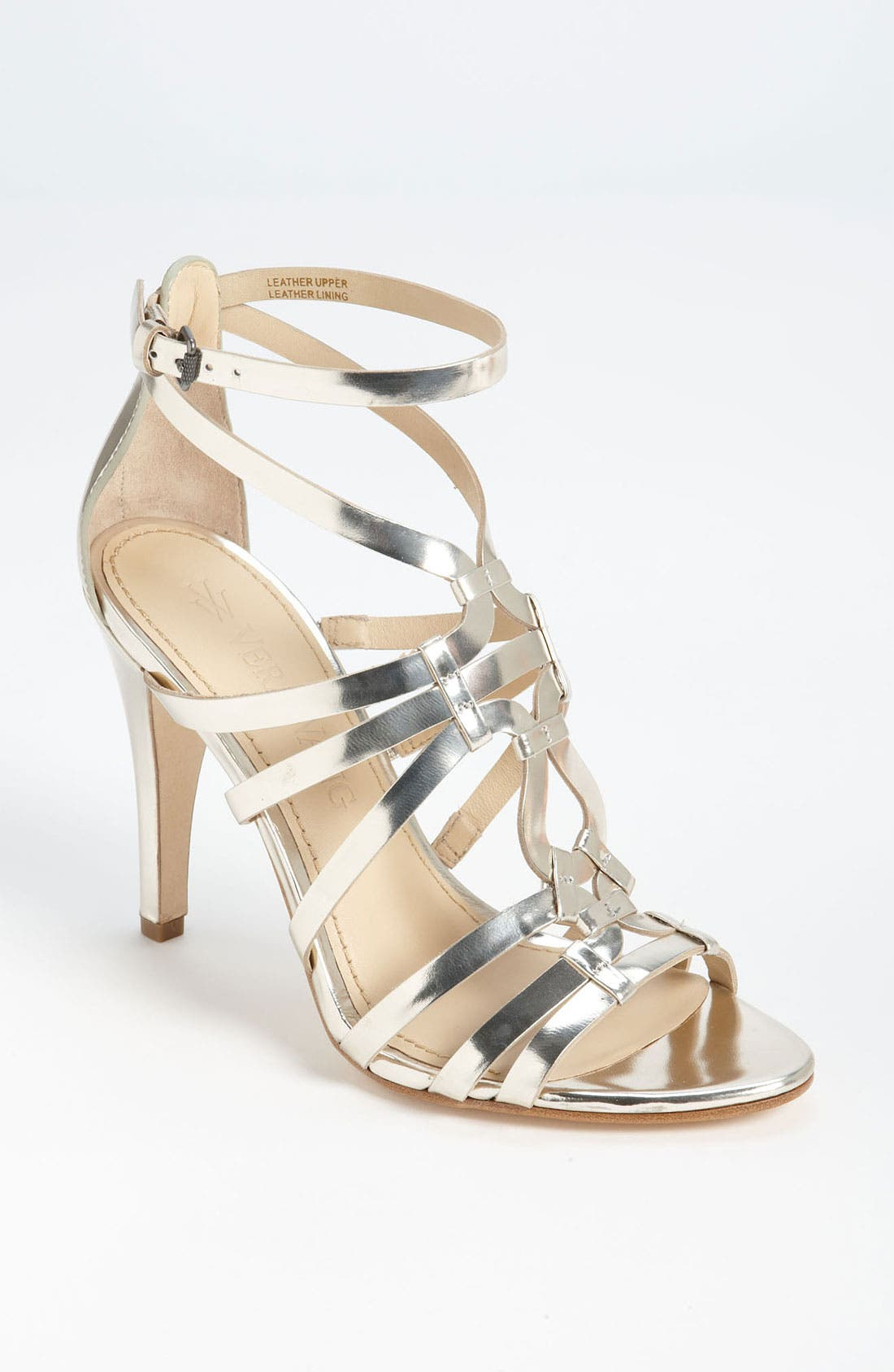 Alternate Image 1 Selected - Vera Wang Footwear 'Haru' Sandal (Online Only)