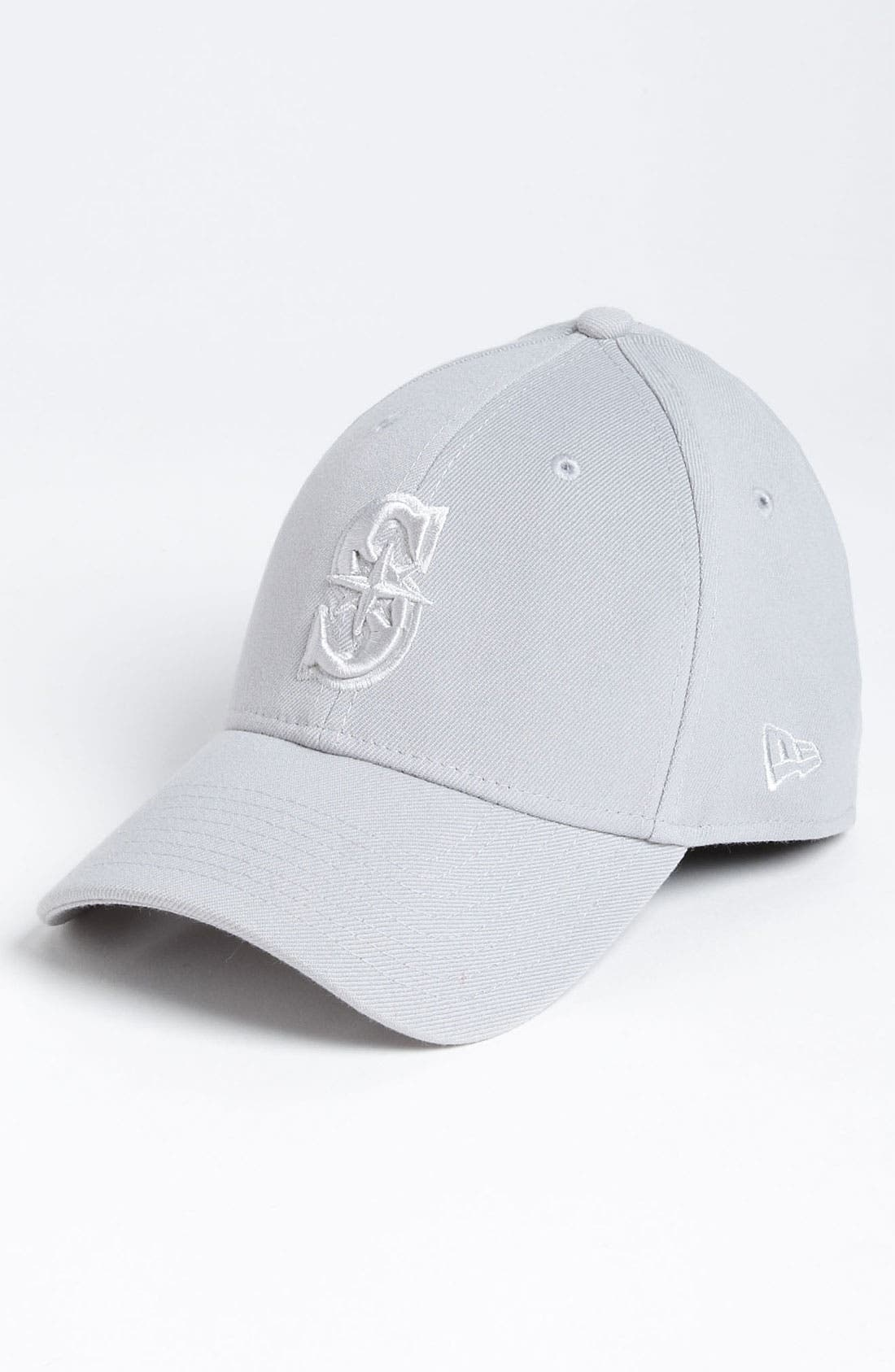 Main Image - New Era Cap 'Seattle Mariners - Tonal Classic' Fitted Baseball Cap