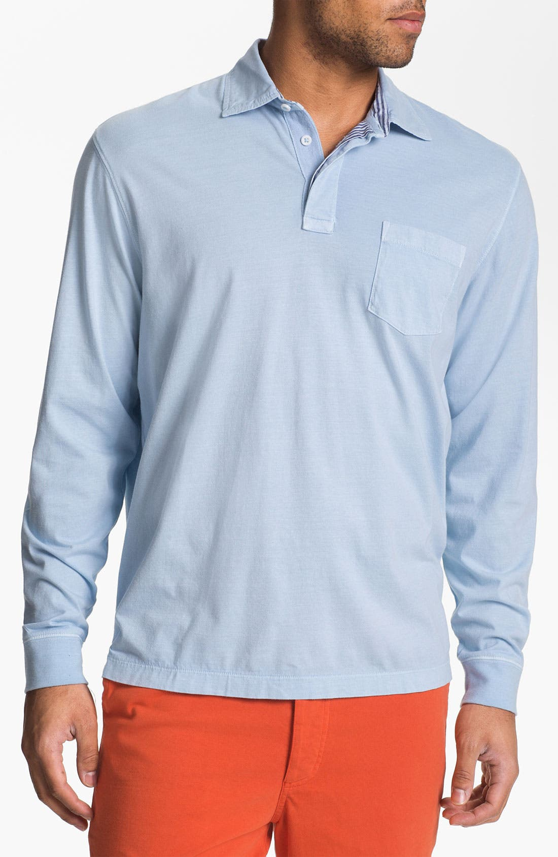Alternate Image 1 Selected - Vineyard Vines 'Markers' Regular Fit Polo