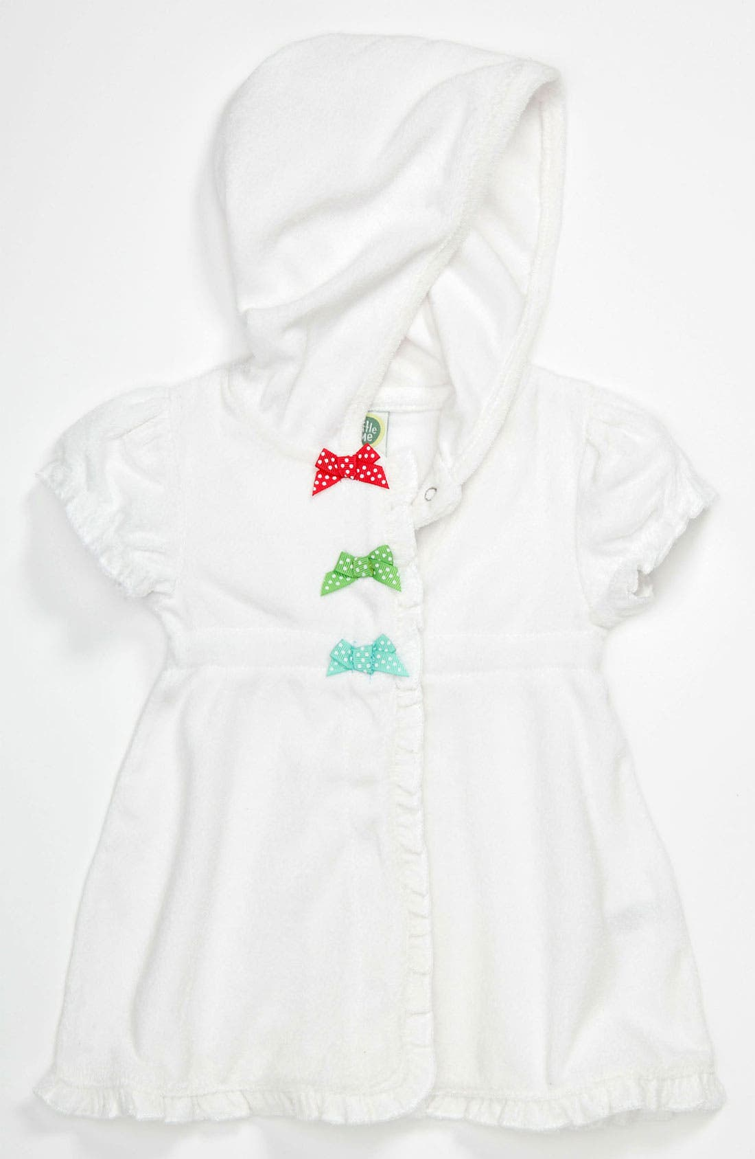 Alternate Image 1 Selected - Little Me Cover-Up (Infant)