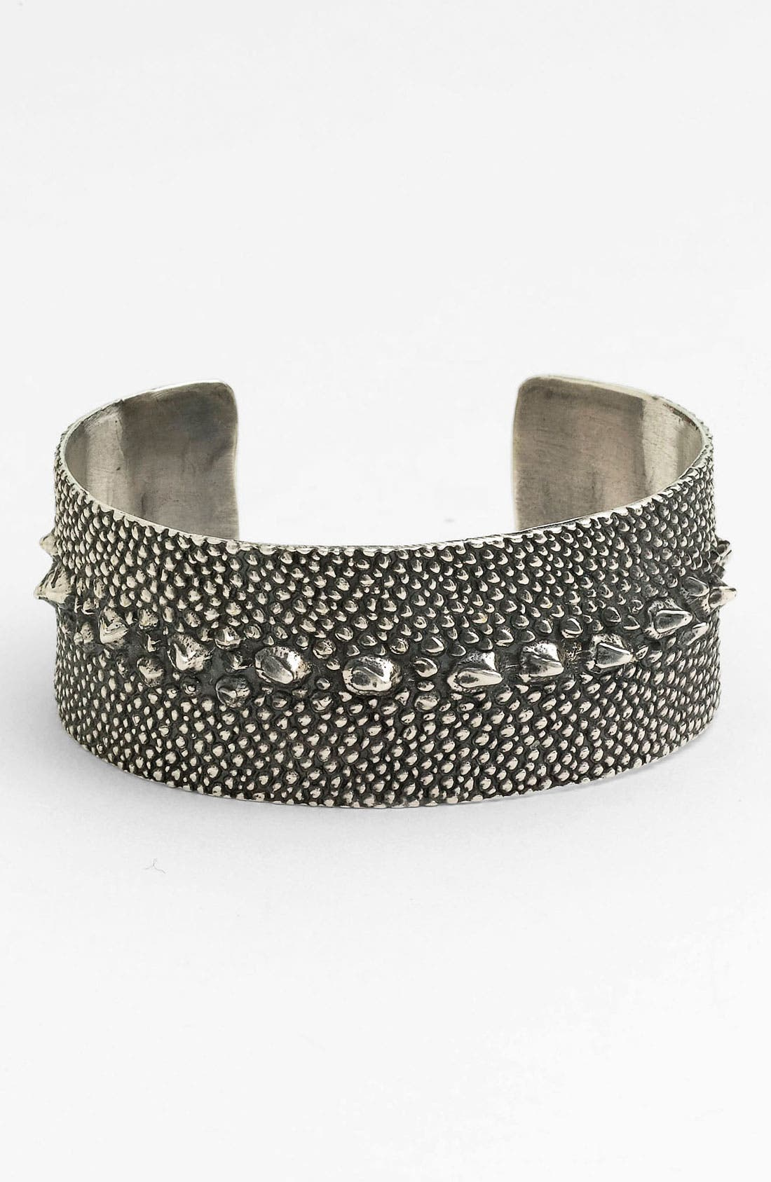 Main Image - Tom Binns Stingray Embossed Cuff