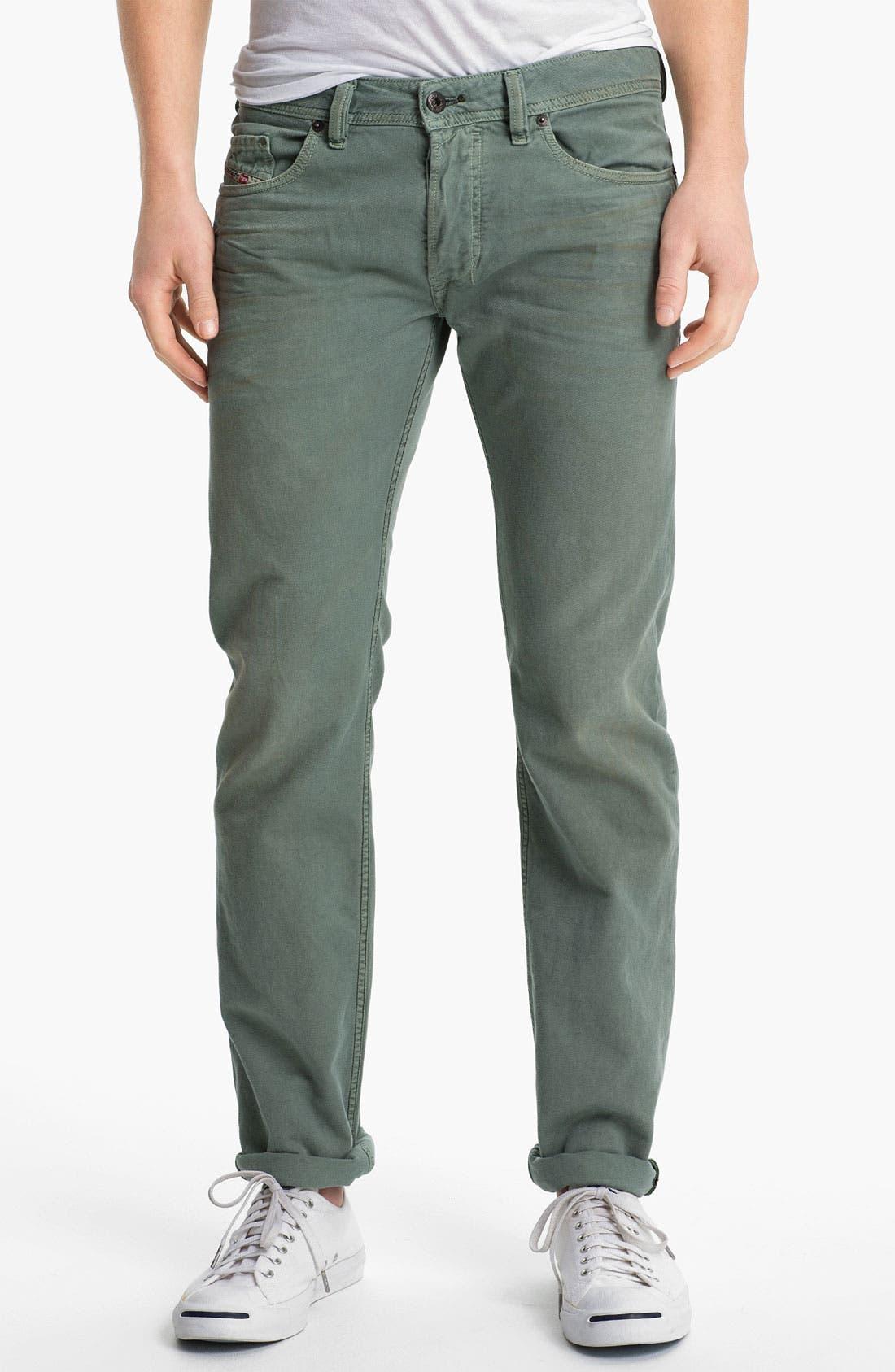 Alternate Image 2  - DIESEL® 'Safado' Straight Leg Jeans