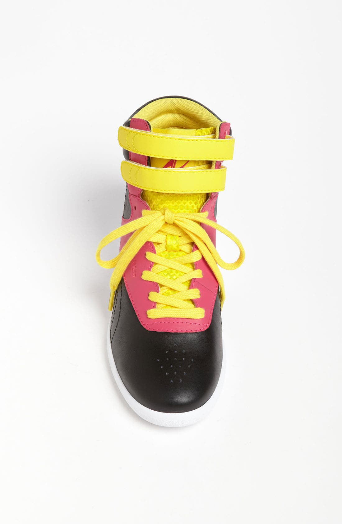 Alternate Image 3  - Reebok 'Freestyle Hi Wedge A. Keys' Sneaker (Women)