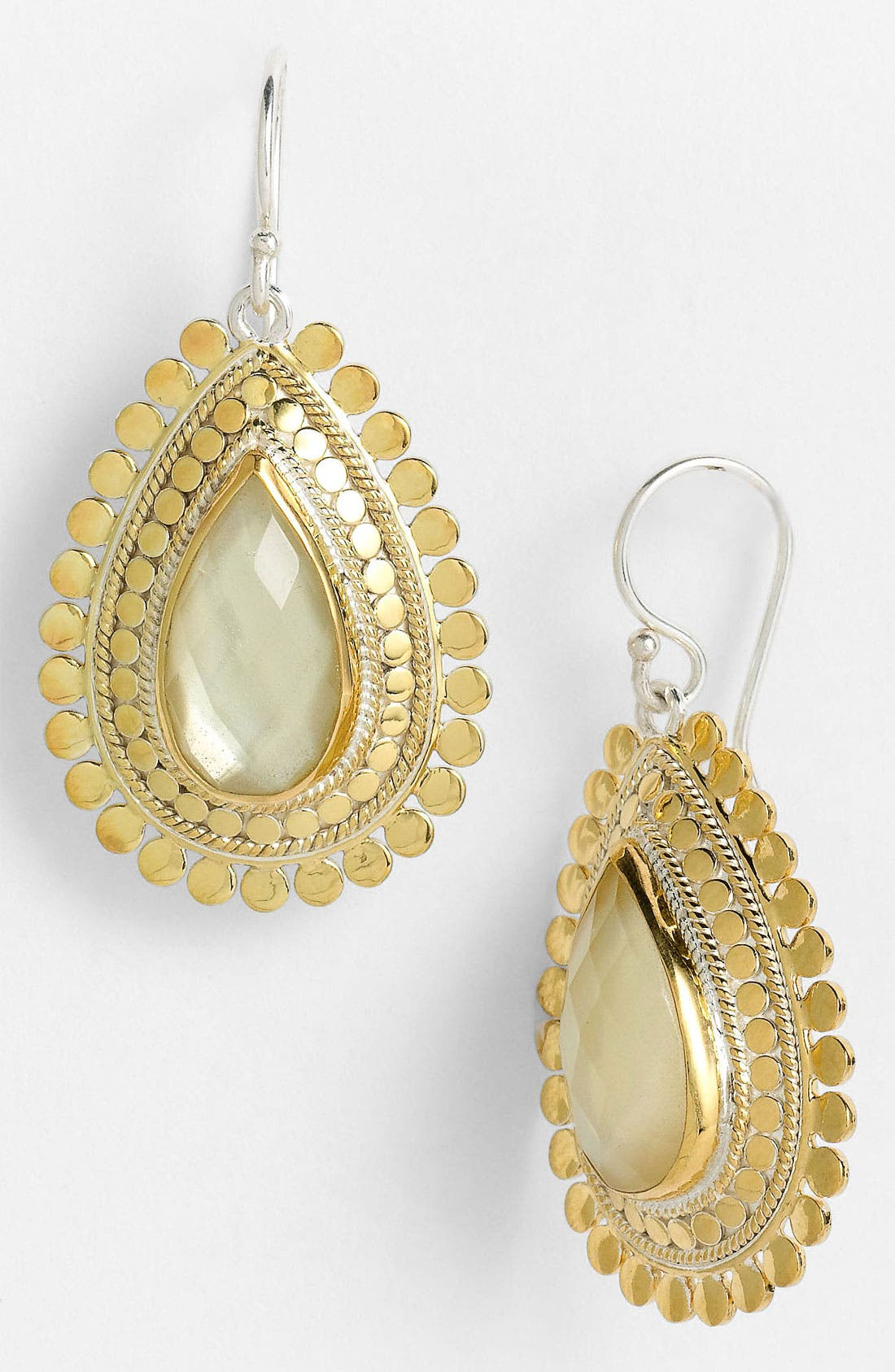 Alternate Image 1 Selected - Anna Beck 'Flores Citrine' Teardrop Earrings