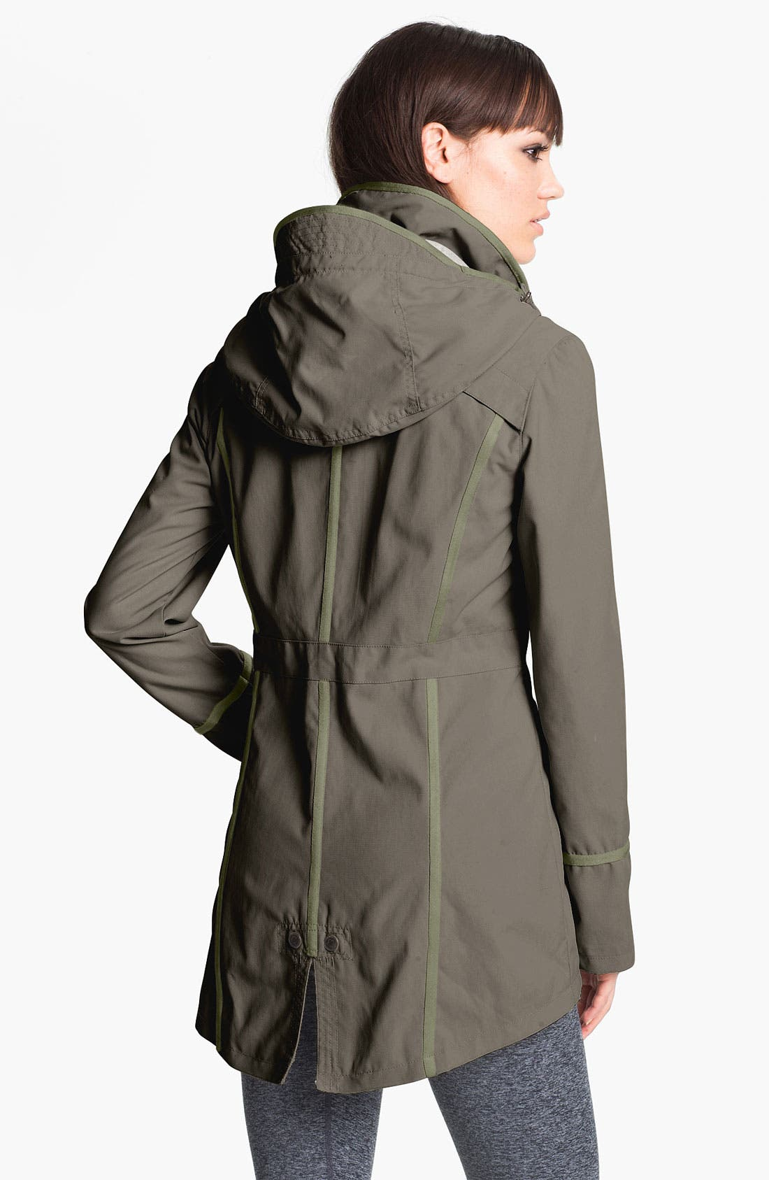 Alternate Image 2  - Pajar Mid Length Hooded Jacket (Online Only)
