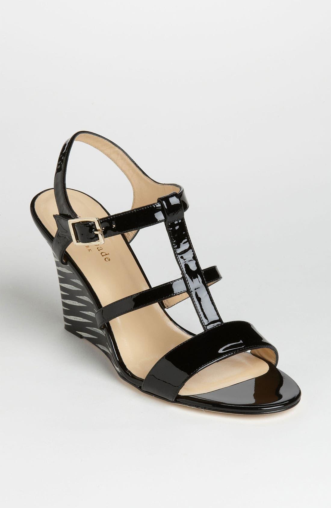 Main Image - kate spade new york 'irina' wedge sandal