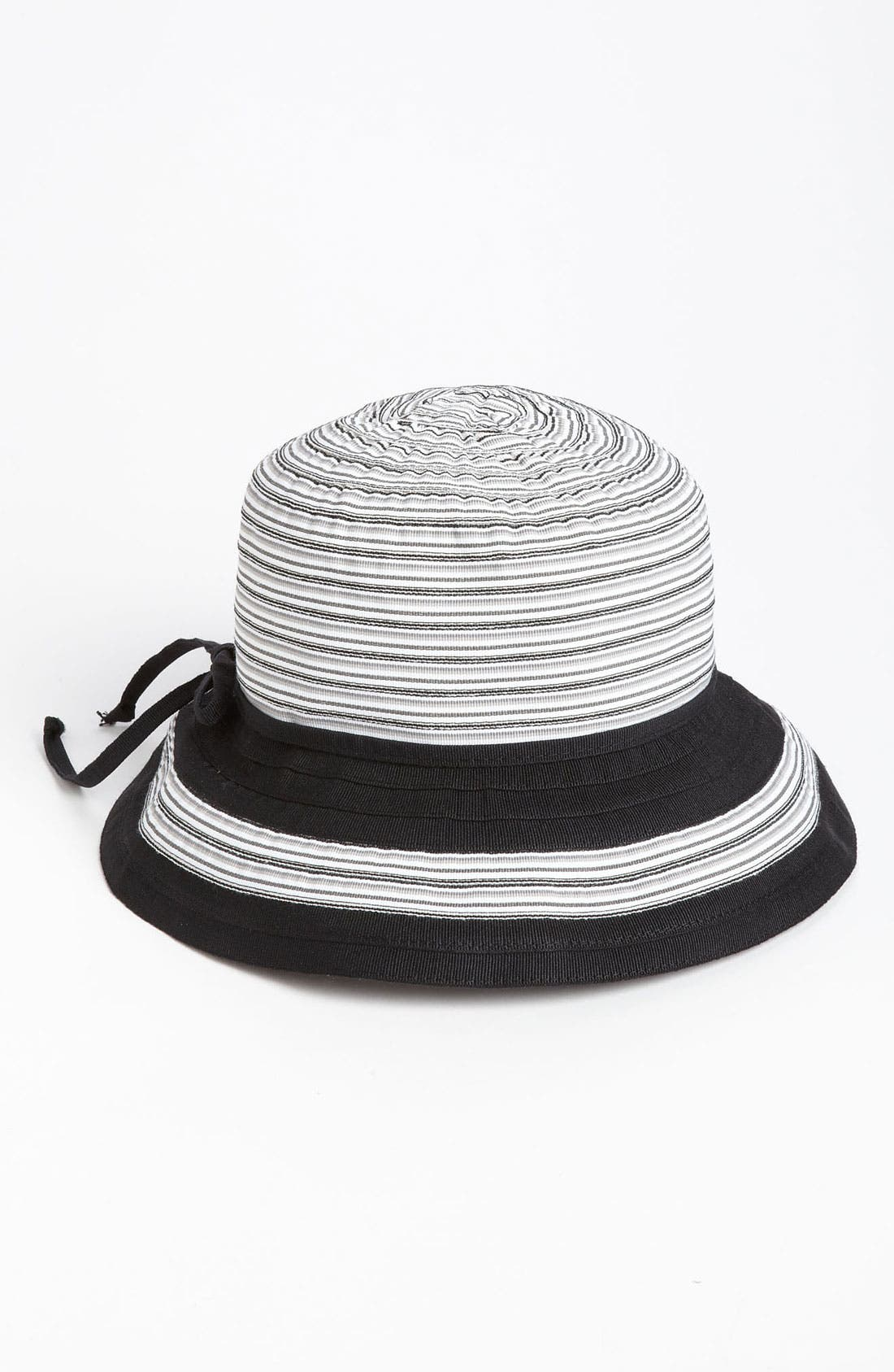 Main Image - Nordstrom Striped Bucket Hat