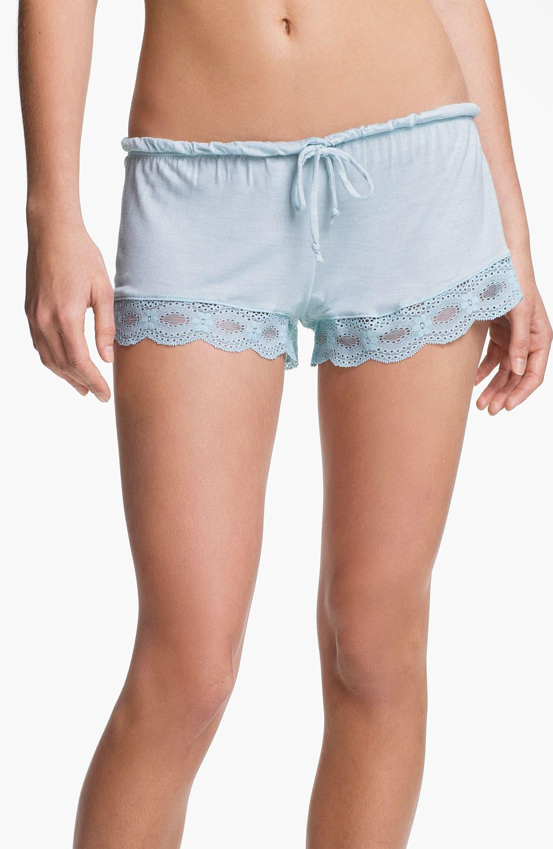 Alternate Image 1 Selected - Eberjey 'India' Shorts