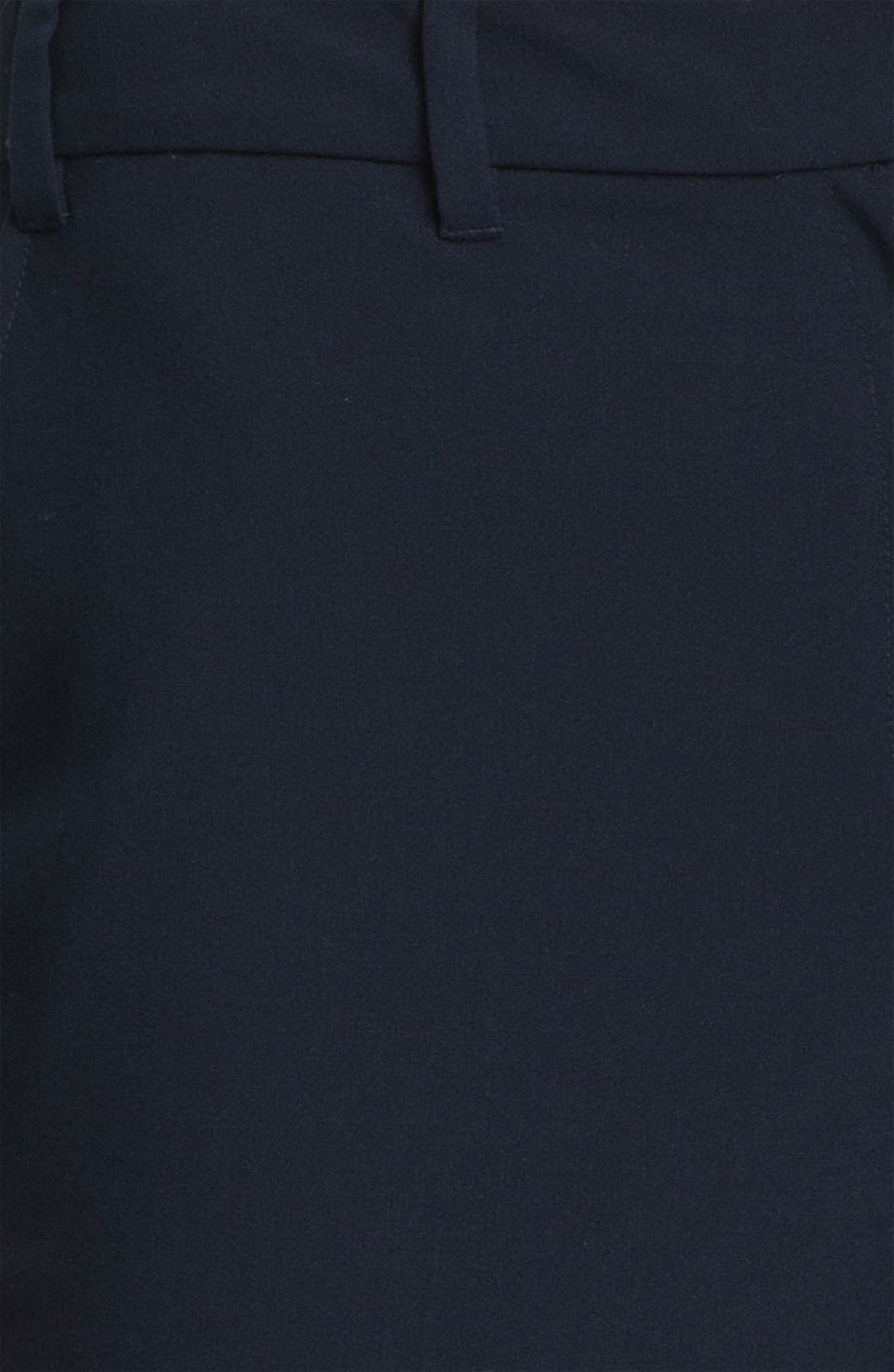 Alternate Image 3  - Adrianna Papell Double Belt Loop Crop Pants