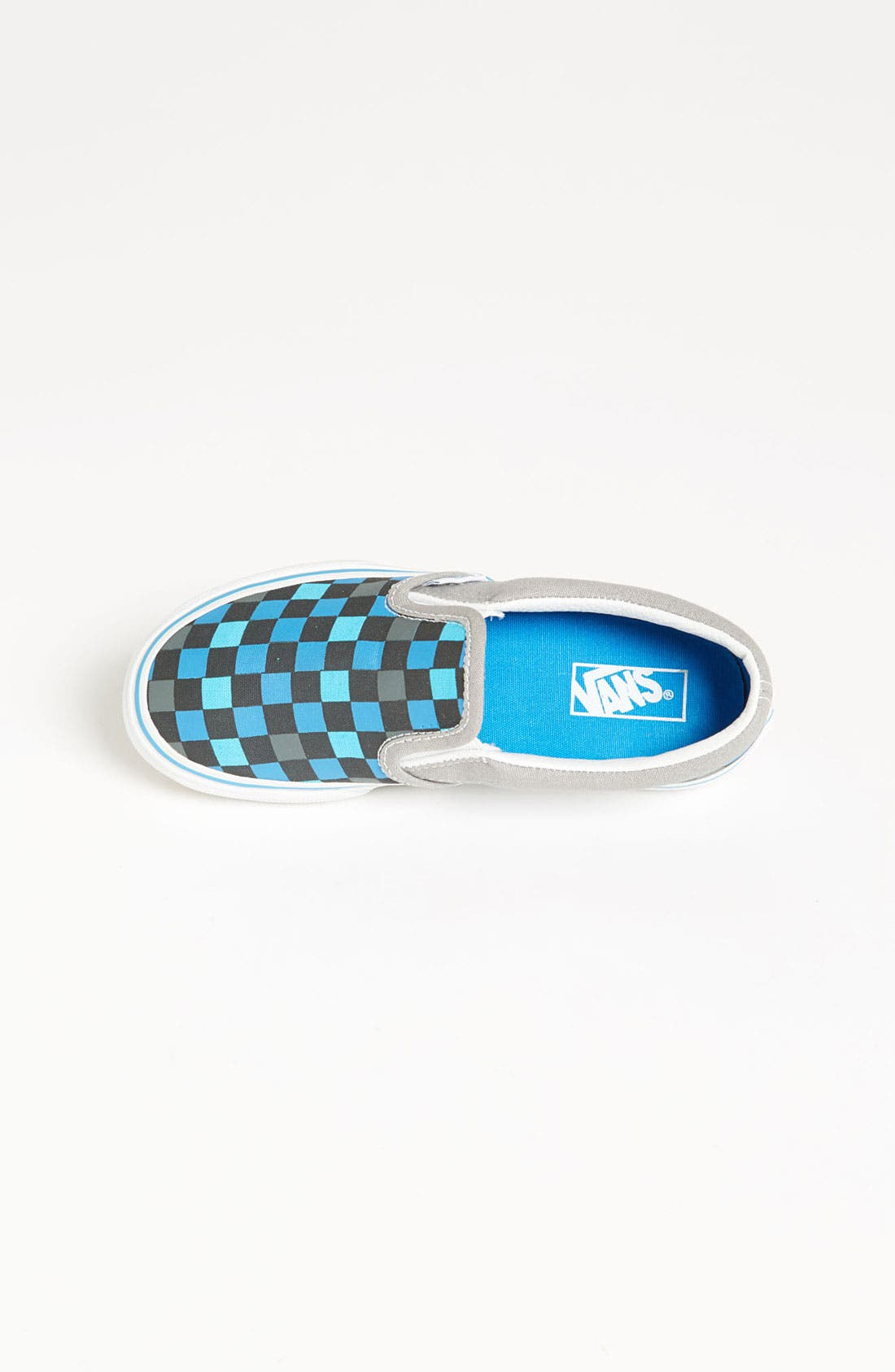 Alternate Image 3  - Vans 'Multi Check' Slip-On (Walker, Toddler, Little Kid & Big Kid)