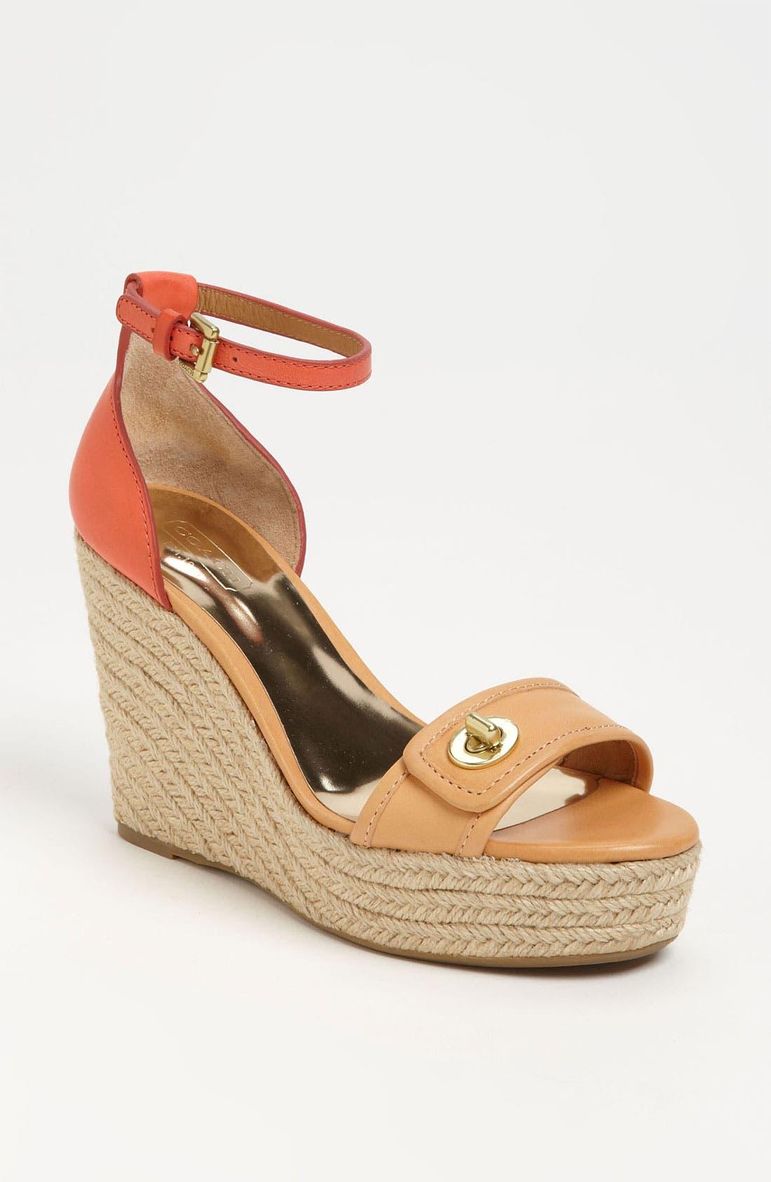 Main Image - COACH 'Glinda' Sandal