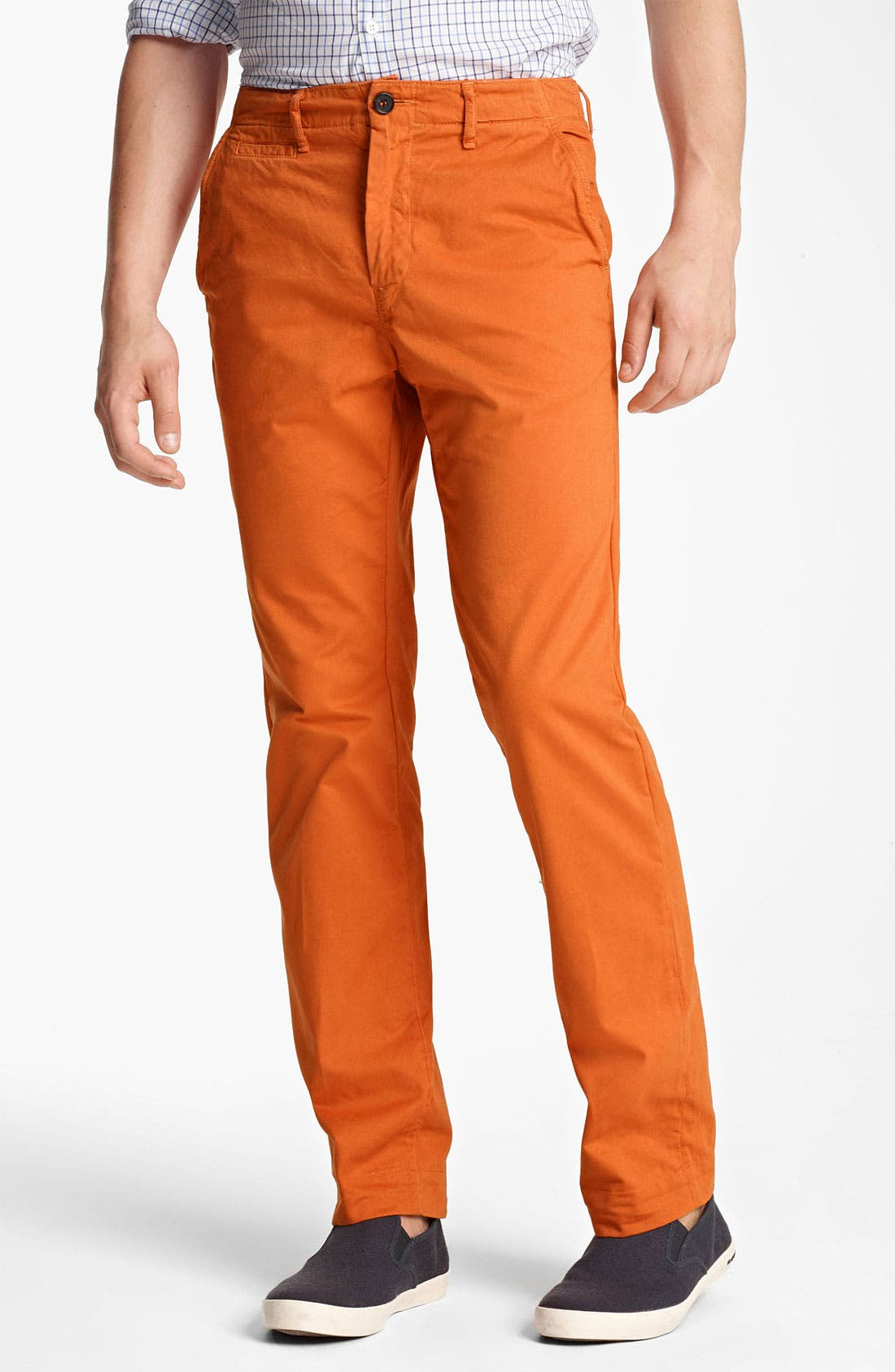 Main Image - Billy Reid 'Jack' Chinos