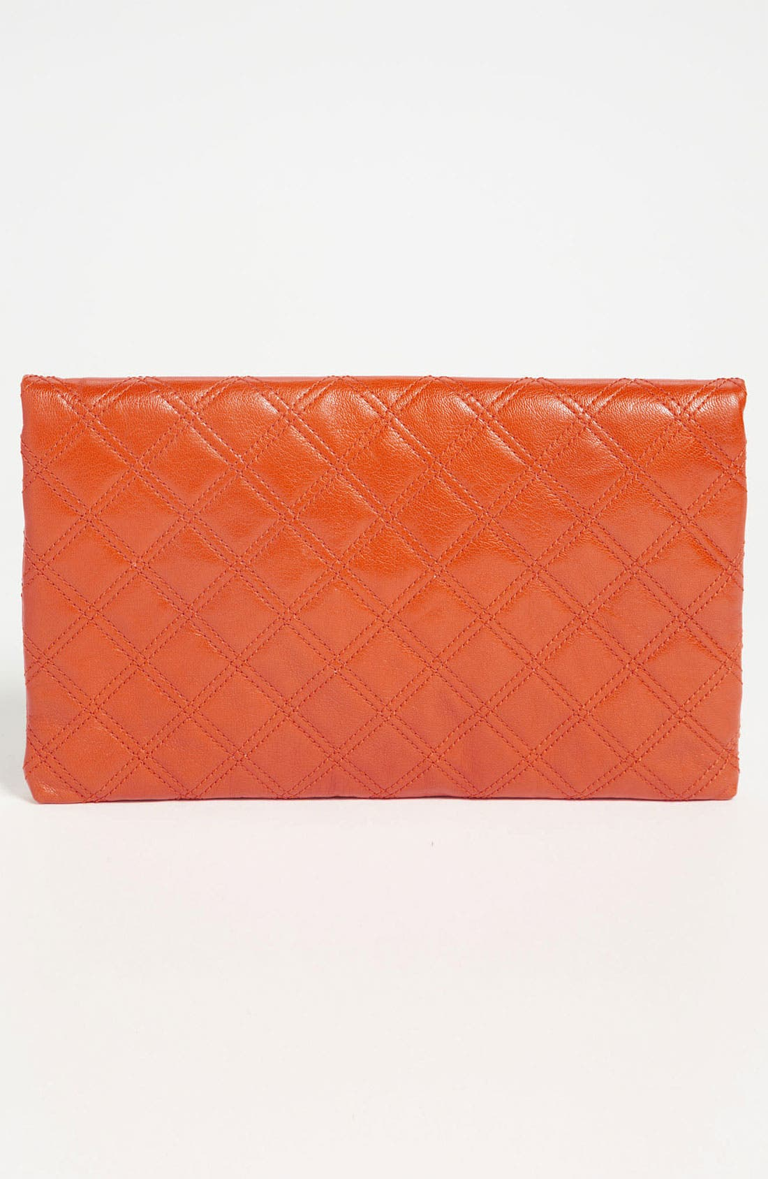 Alternate Image 4  - MARC JACOBS 'Large Baroque Eugenie' Leather Clutch