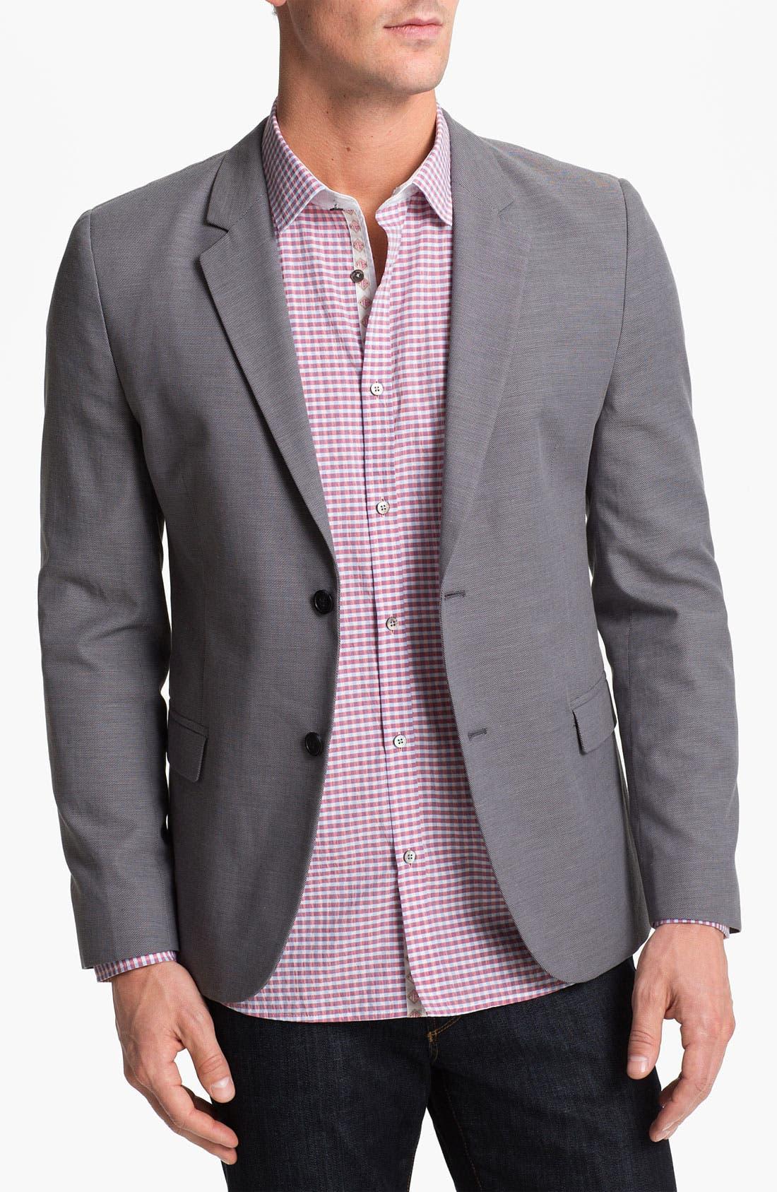Main Image - HUGO 'Ambro' Sportcoat