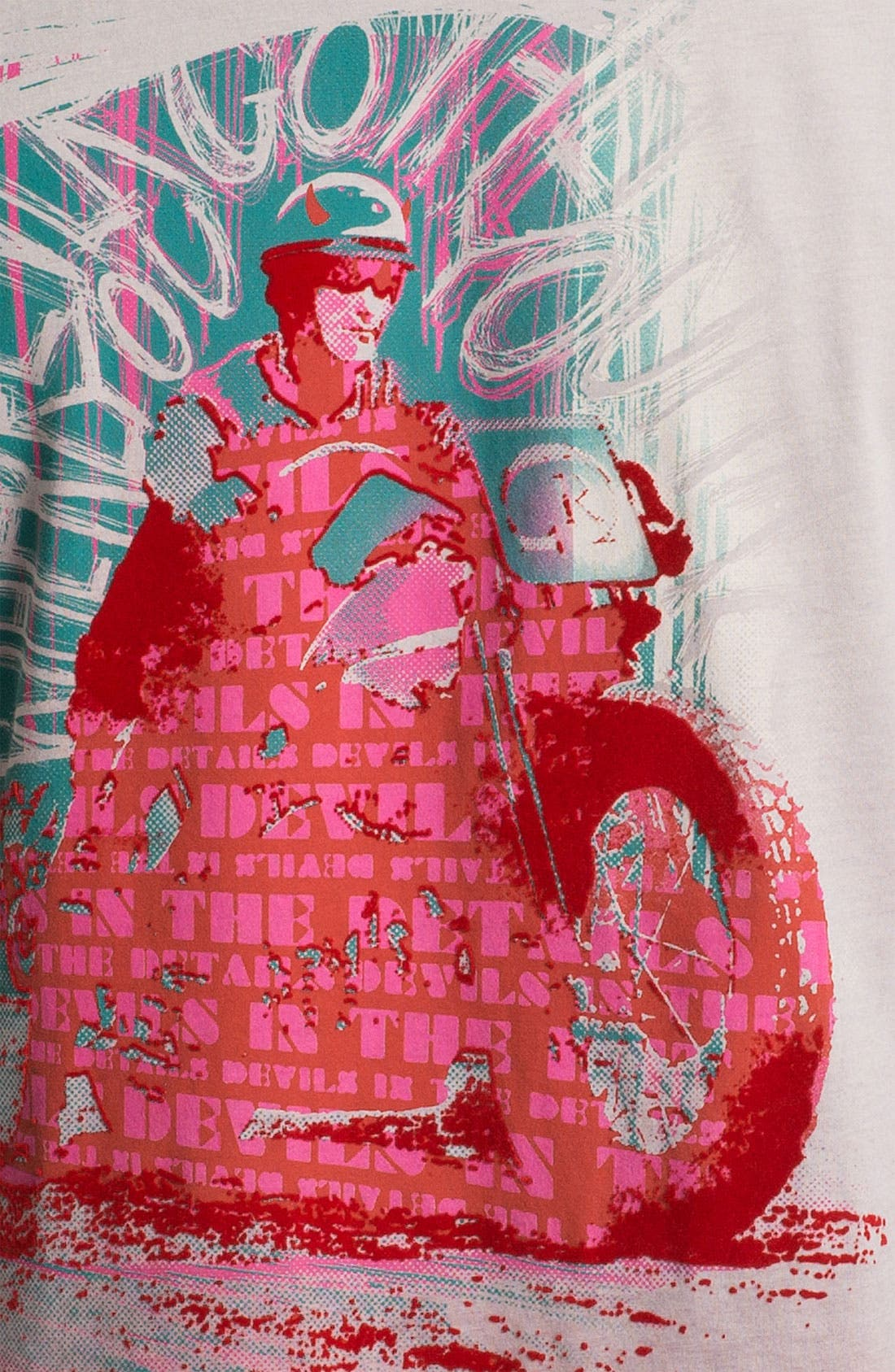 Alternate Image 3  - Robert Graham 'Details' T-Shirt