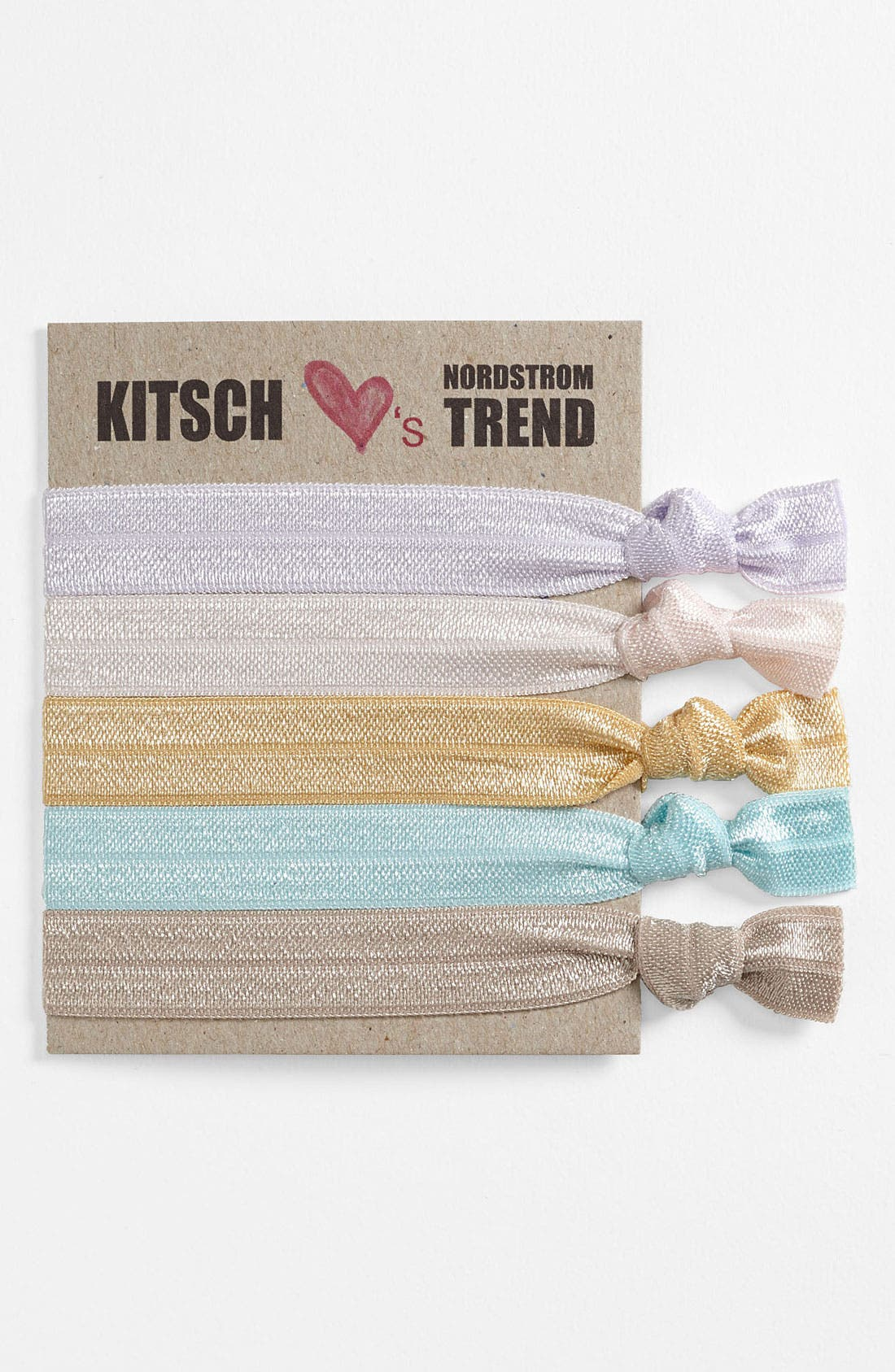 Main Image - Kitsch Hair Ties (5-Pack)