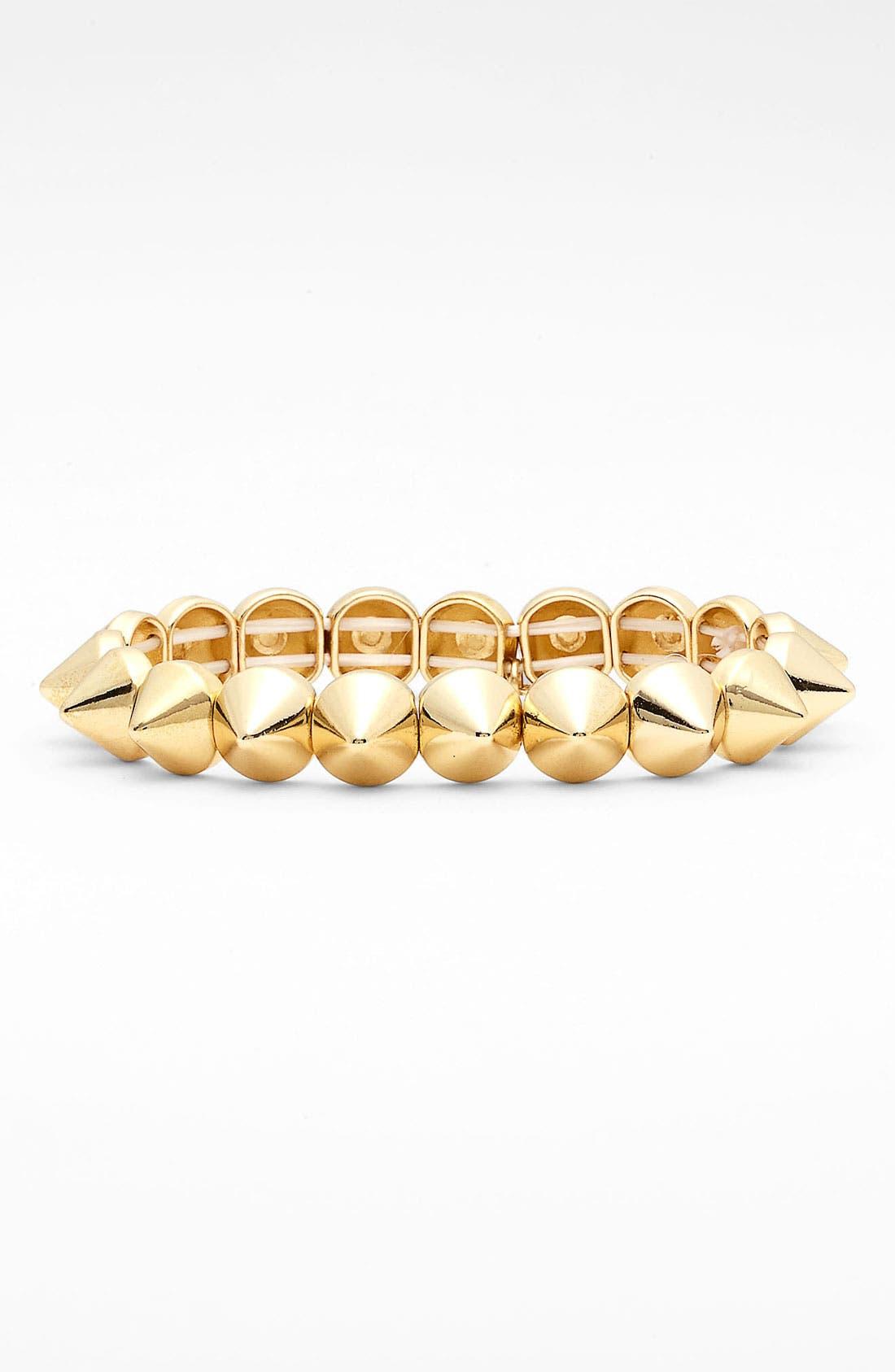 Main Image - Tasha Spike Stretch Bracelet