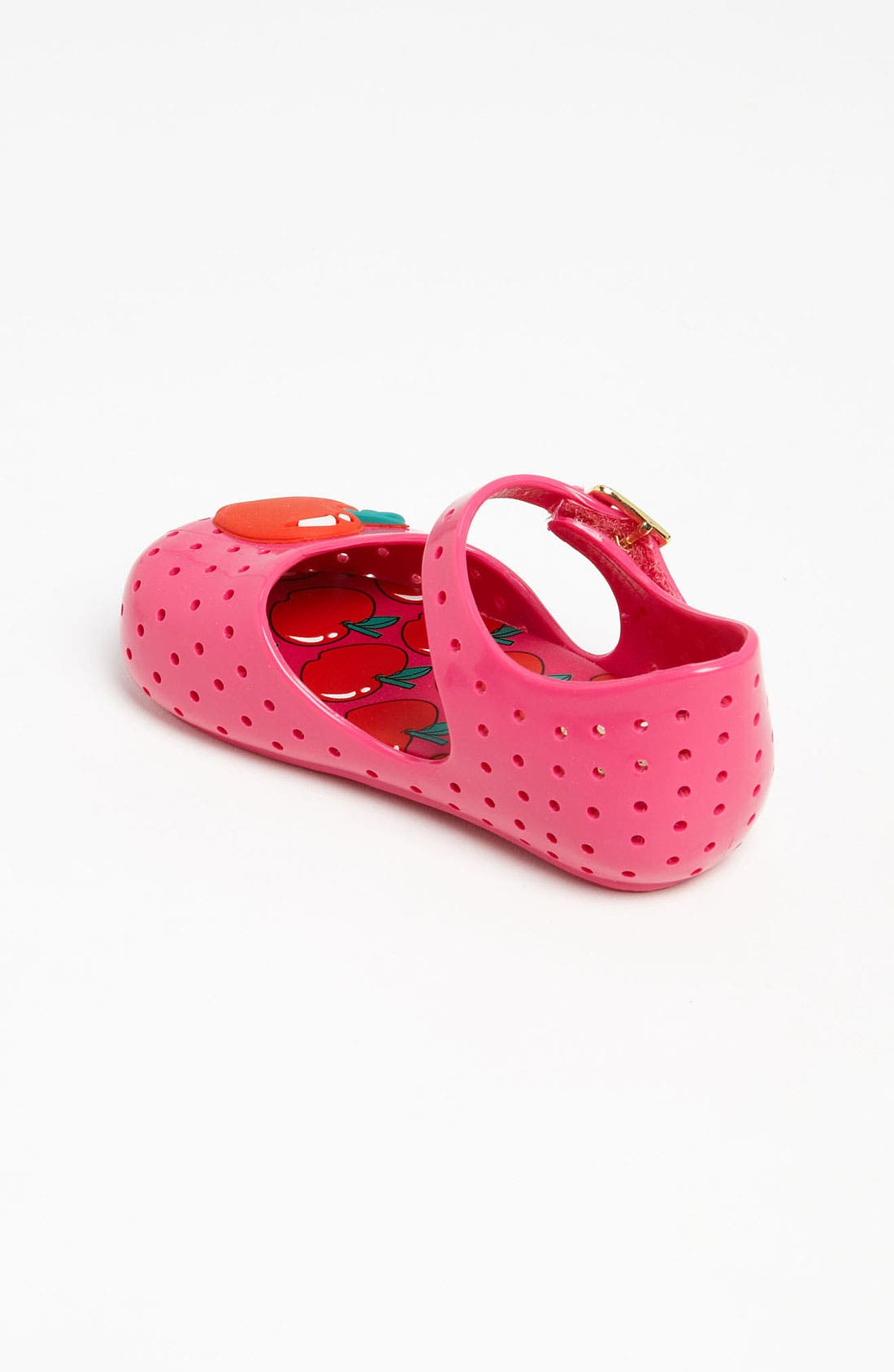 Alternate Image 2  - Mini Melissa 'Furadinha' Slip-On (Walker & Toddler)