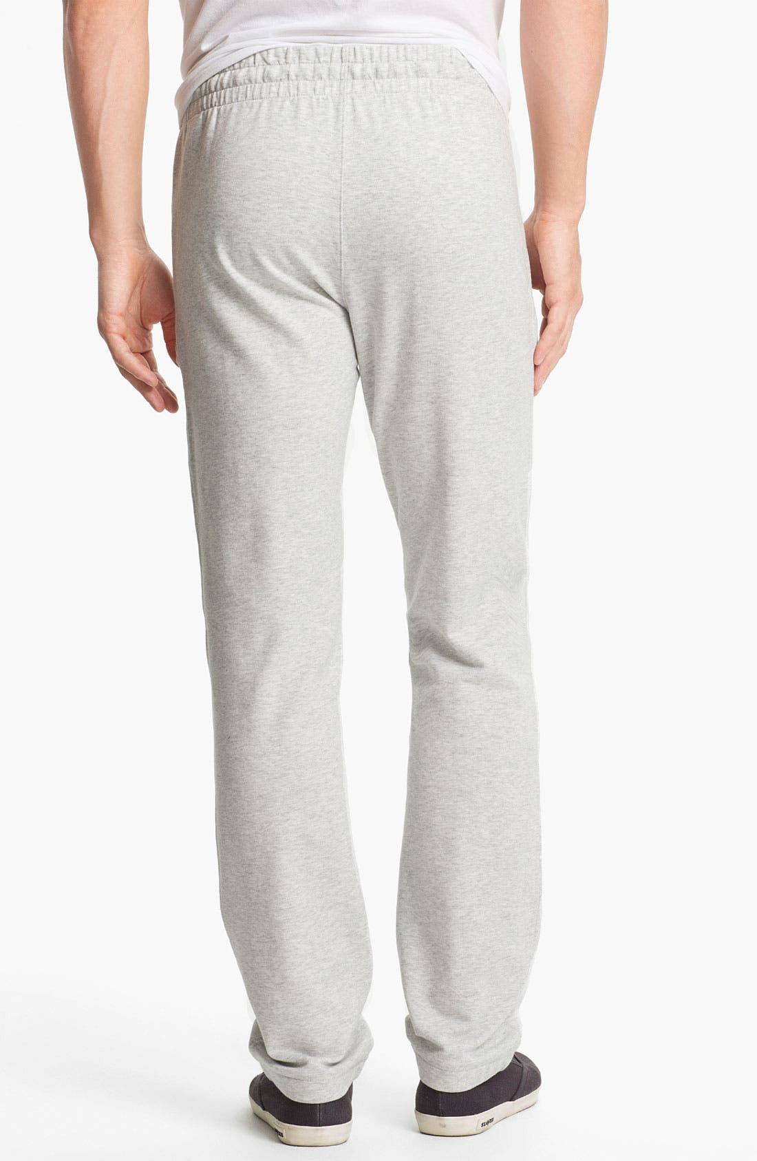 Alternate Image 2  - Zegna Sport Cotton Blend Lounge Pants