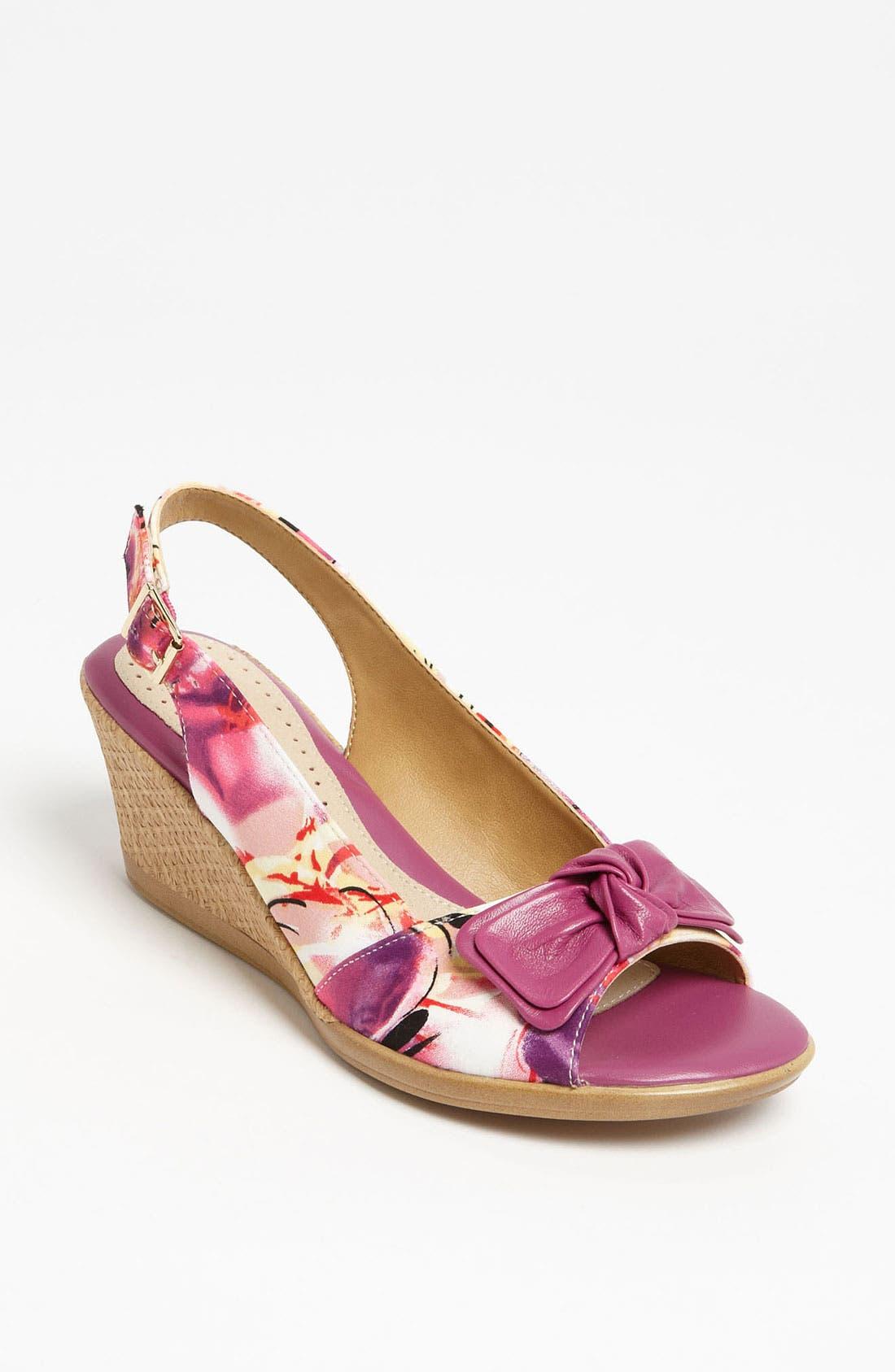 Alternate Image 1 Selected - Softspots 'Lebeau' Sandal