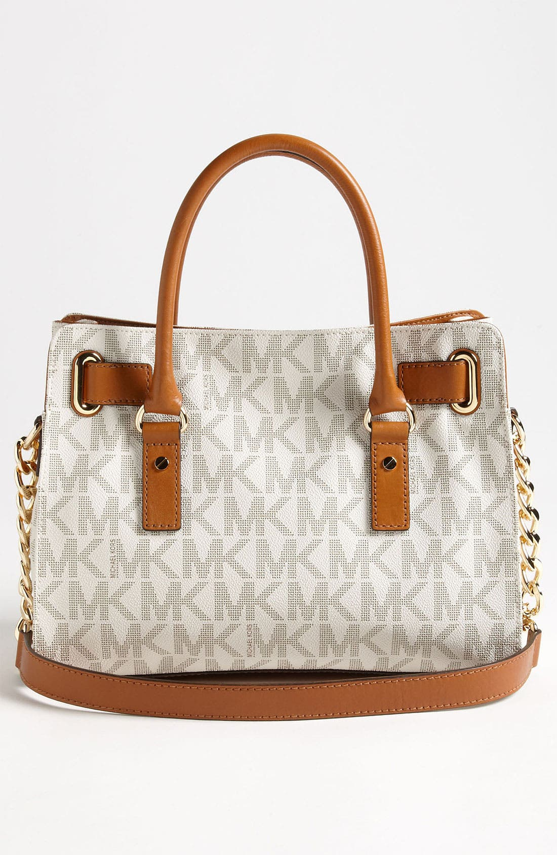 Alternate Image 4  - MICHAEL Michael Kors 'Hamilton' Satchel