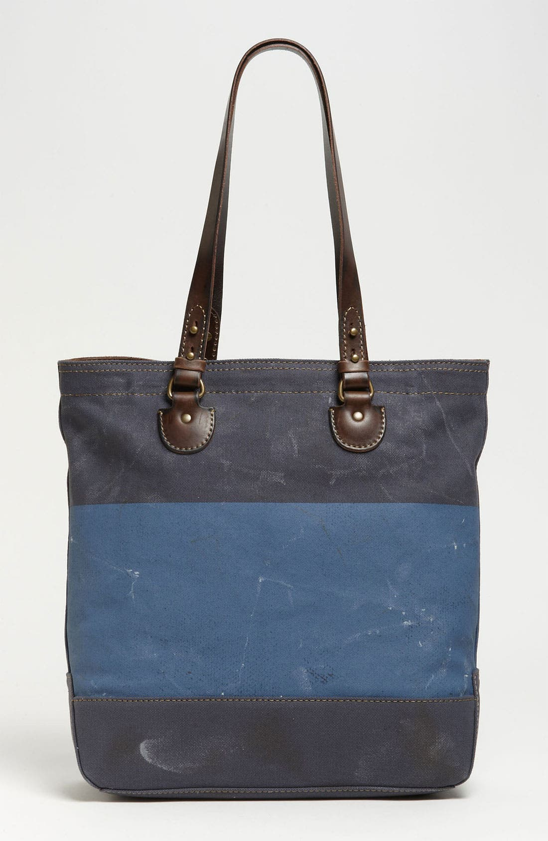 Alternate Image 2  - Fossil 'Vintage Archive' Canvas Tote