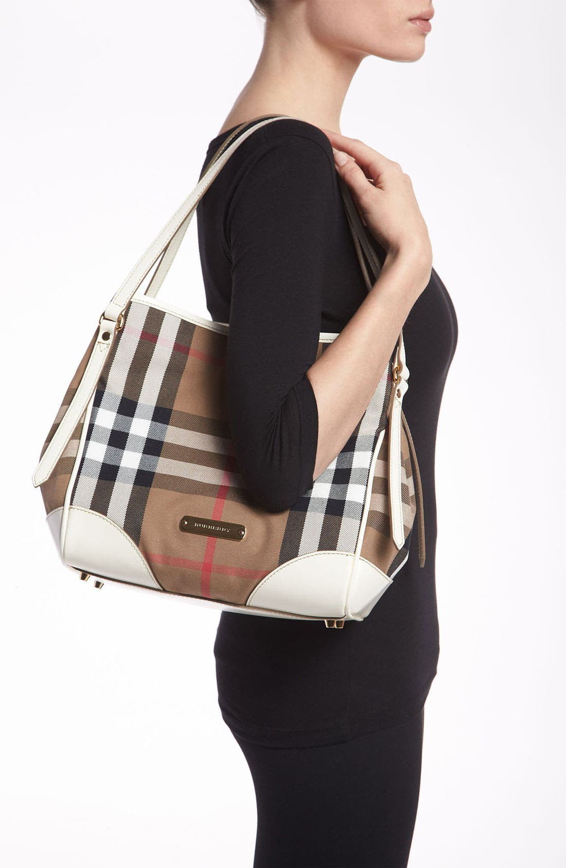 Alternate Image 2  - Burberry 'House Check' Tote