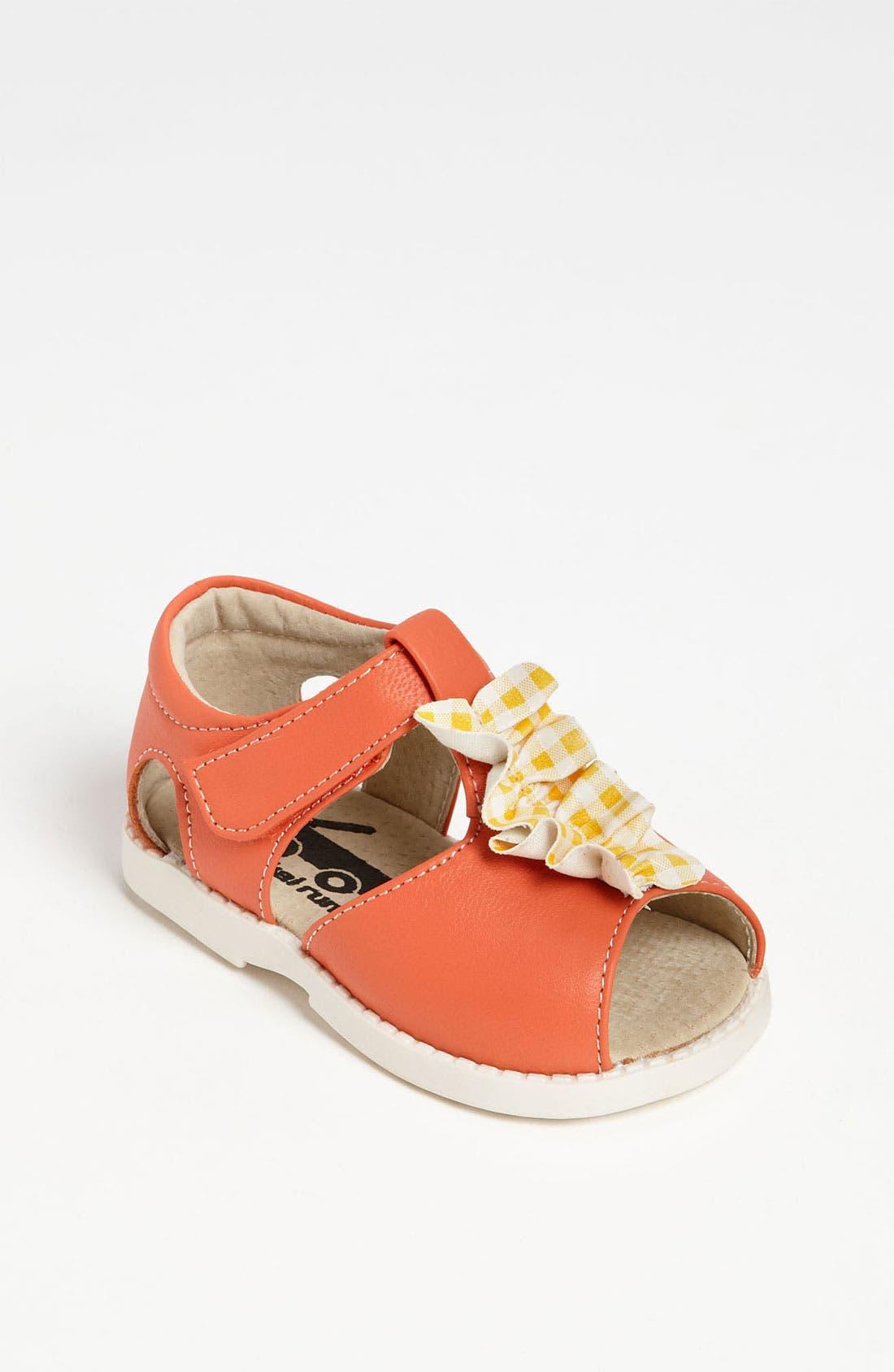 Alternate Image 1 Selected - See Kai Run 'Merrilee' Sandal (Baby, Walker & Toddler)