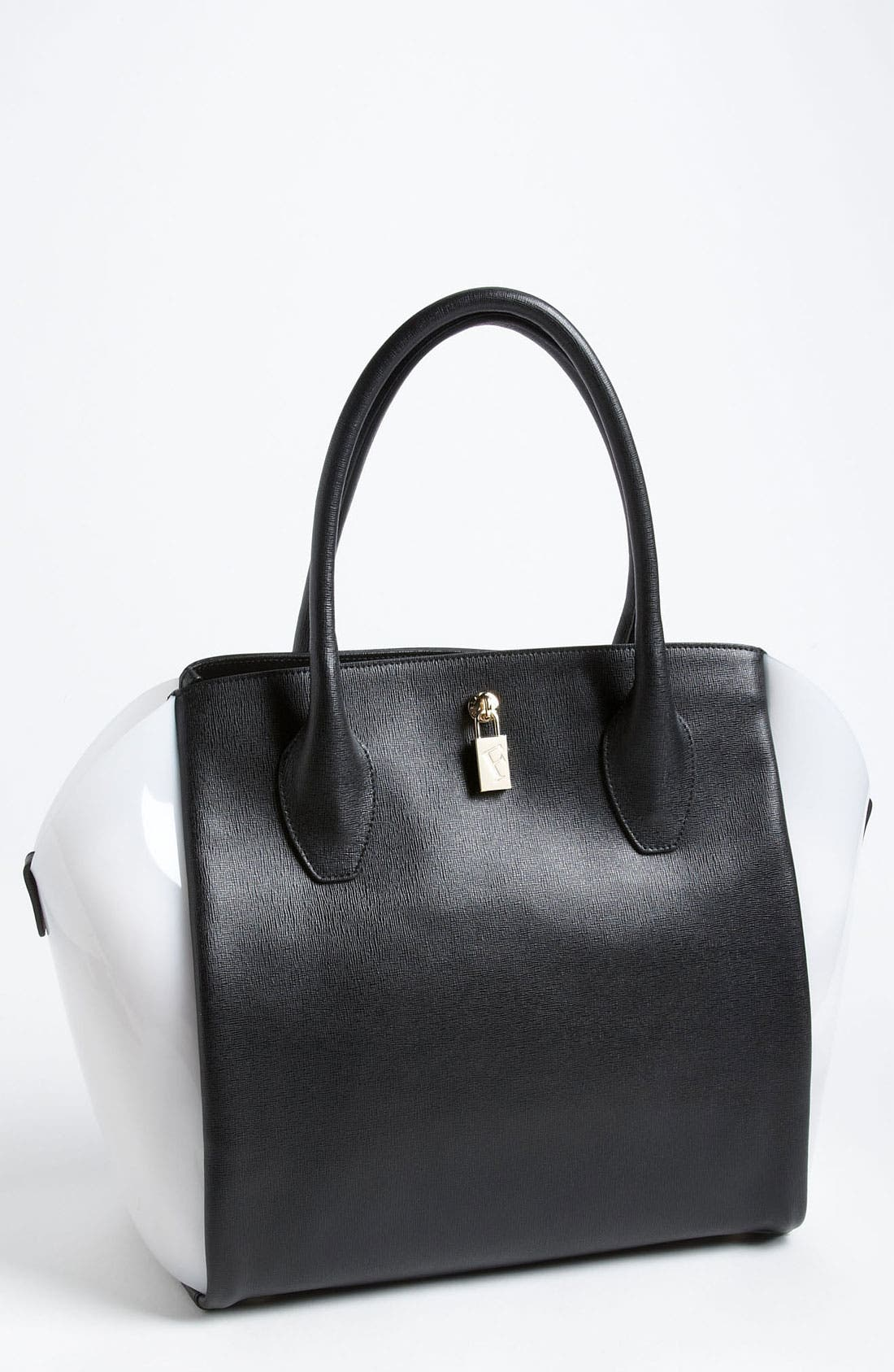 Alternate Image 1 Selected - Furla 'Olimpia - Medium' Shopper