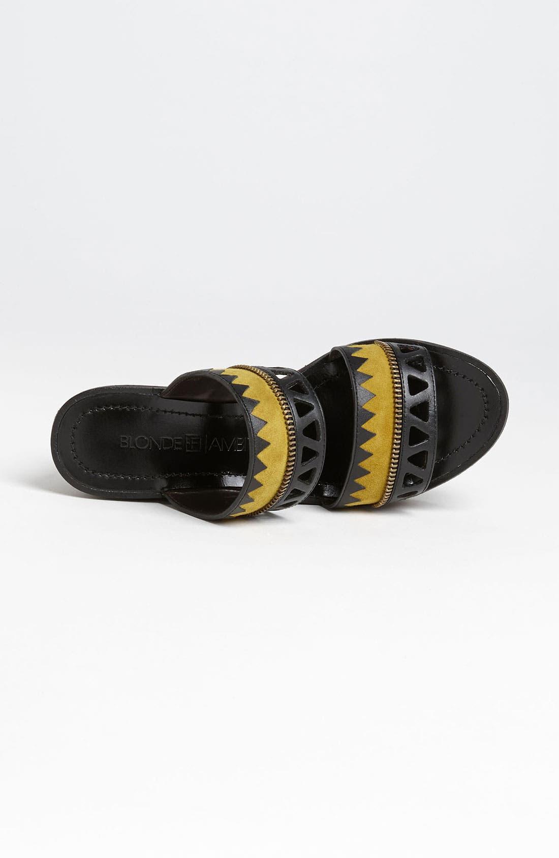 Alternate Image 3  - Blonde Ambition 'Maldive' Sandal